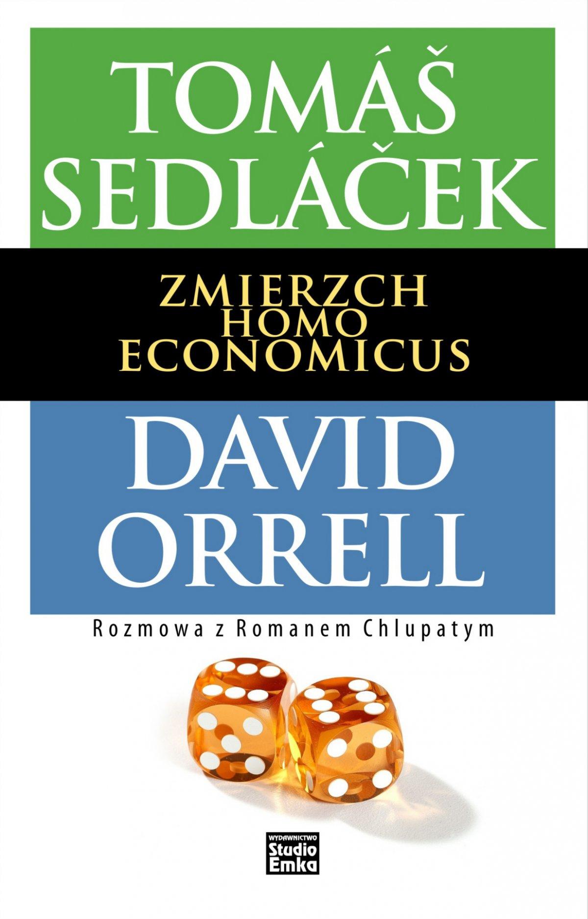 Zmierzch Homo Economicus - Ebook (Książka EPUB) do pobrania w formacie EPUB