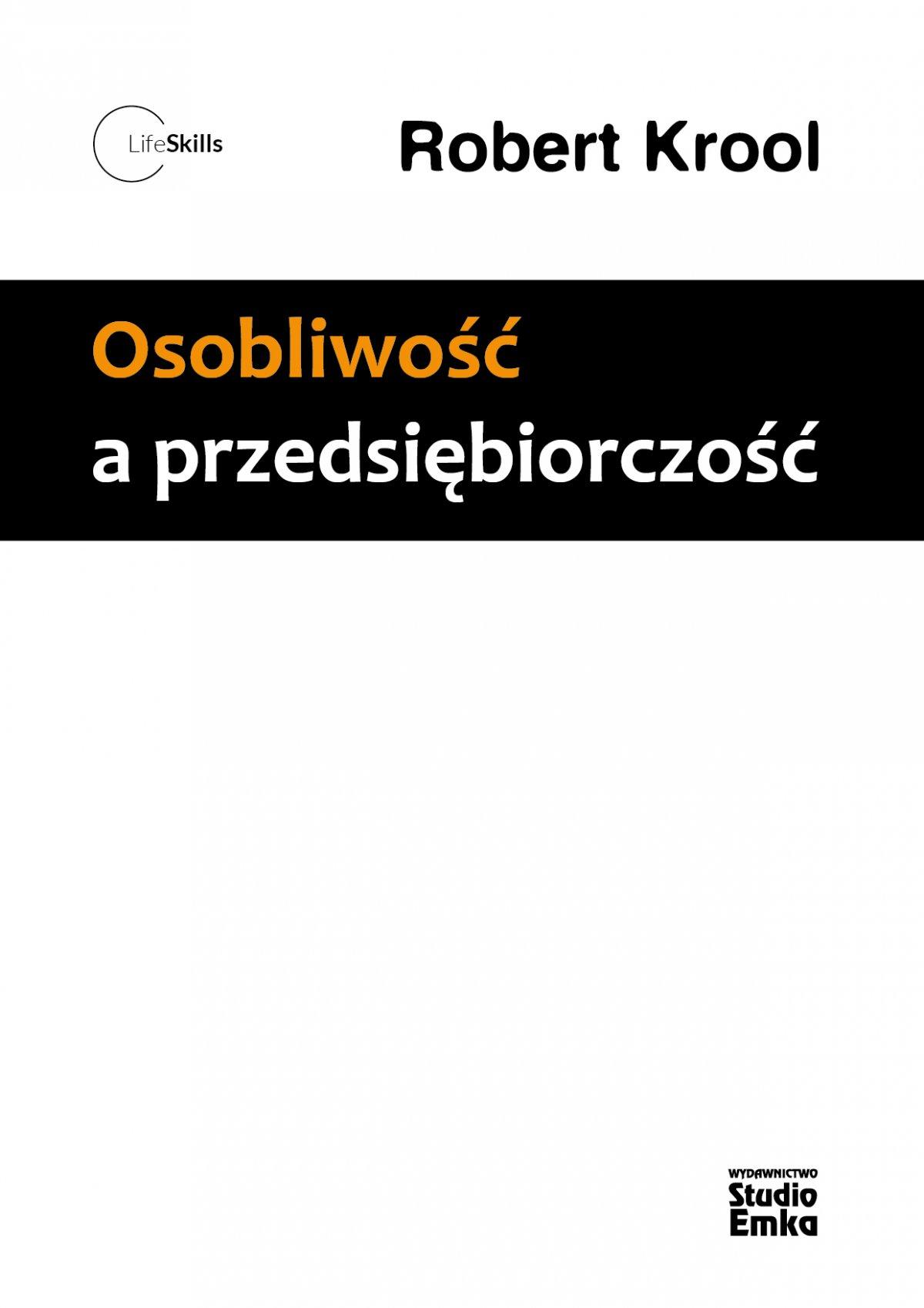 Osobliwość a przedsiębiorczość - Ebook (Książka EPUB) do pobrania w formacie EPUB