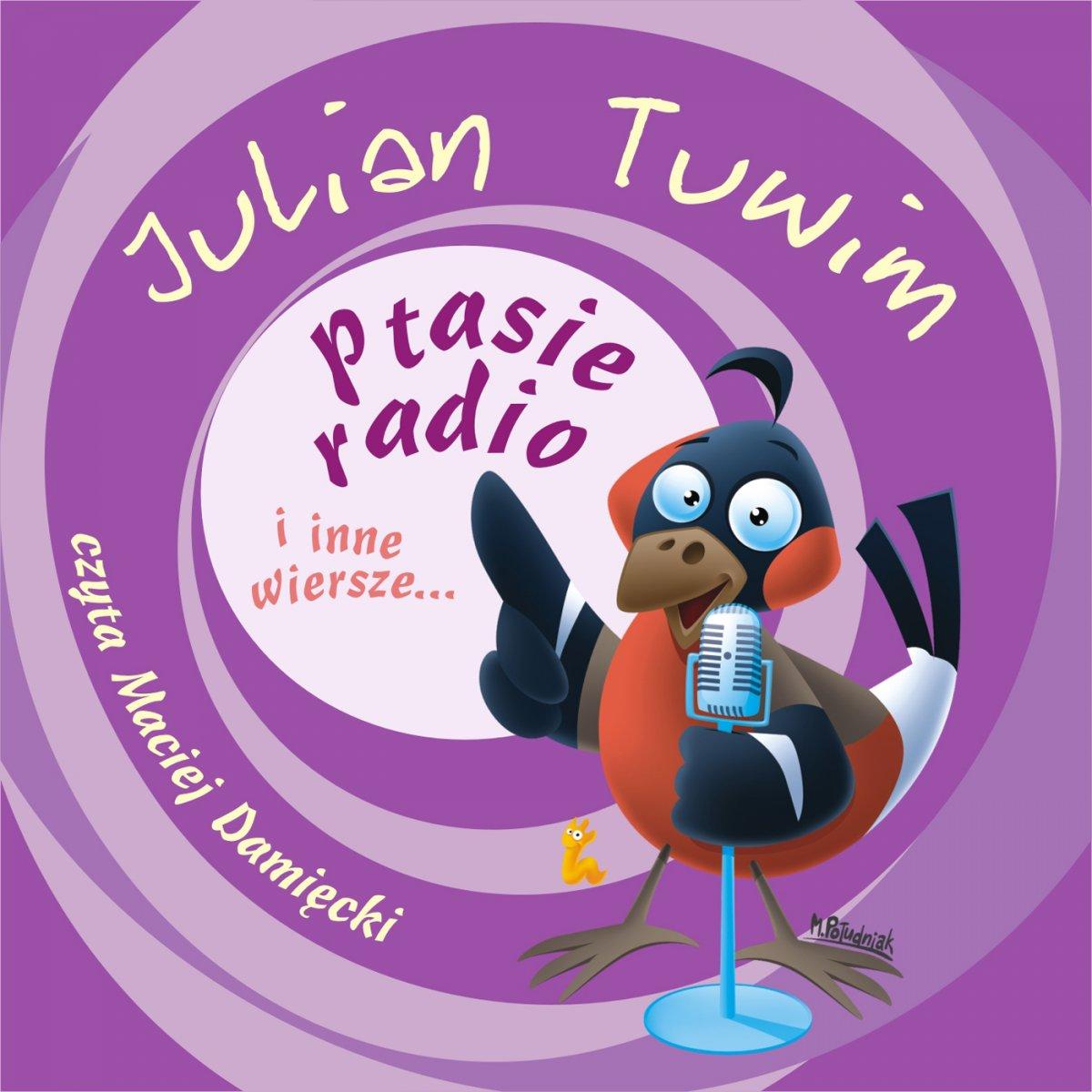 Ptasie radio i inne wiersze... - Audiobook (Książka audio MP3) do pobrania w całości w archiwum ZIP