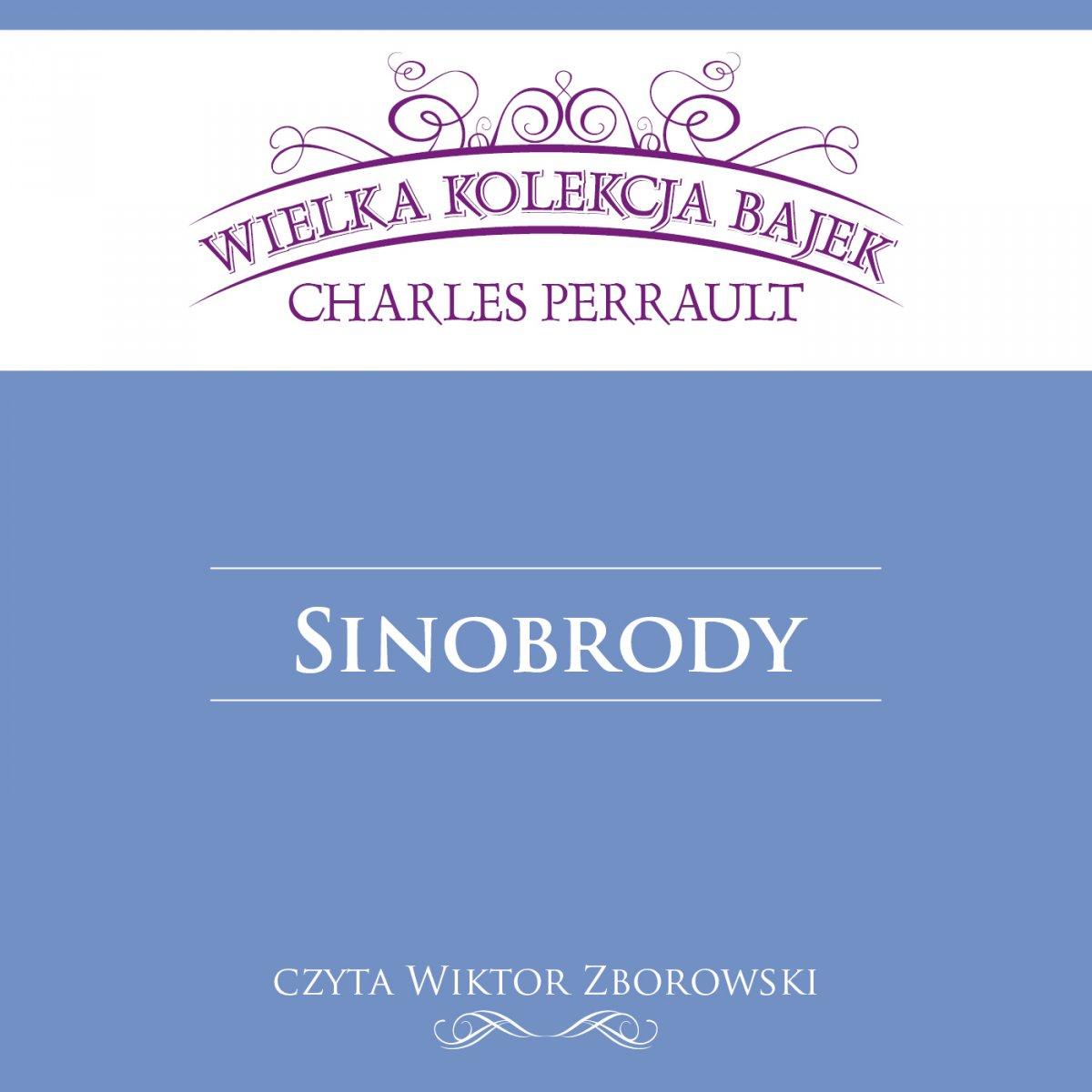 Sinobrody (Wielka Kolekcja Bajek) - Audiobook (Książka audio MP3) do pobrania w całości w archiwum ZIP