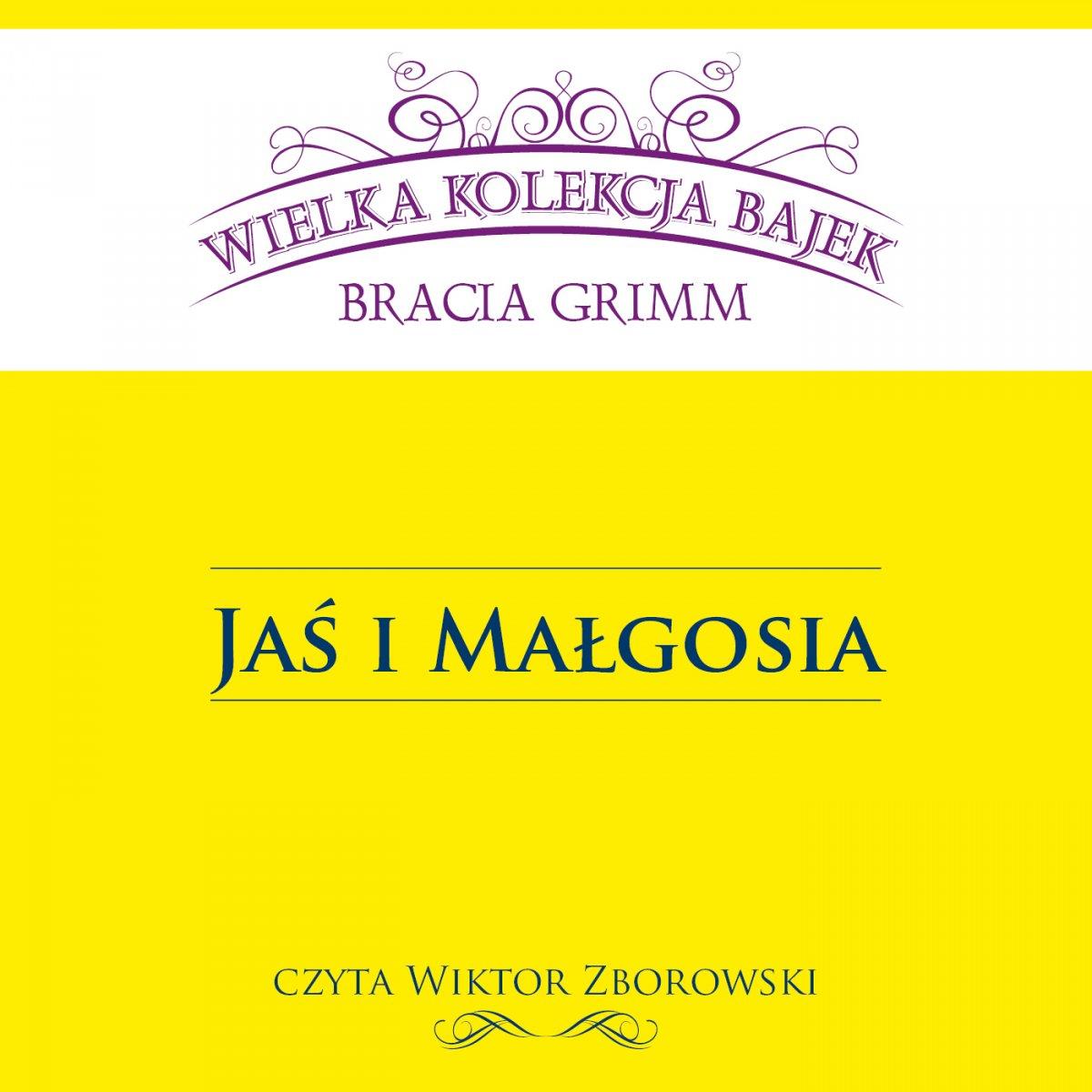 Jaś i Małgosia (Wielka Kolekcja Bajek) - Audiobook (Książka audio MP3) do pobrania w całości w archiwum ZIP