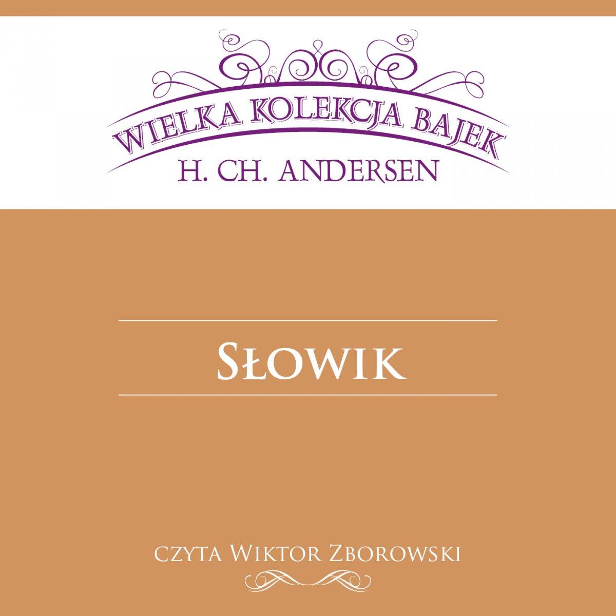 Słowik (Wielka Kolekcja Bajek) - Audiobook (Książka audio MP3) do pobrania w całości w archiwum ZIP