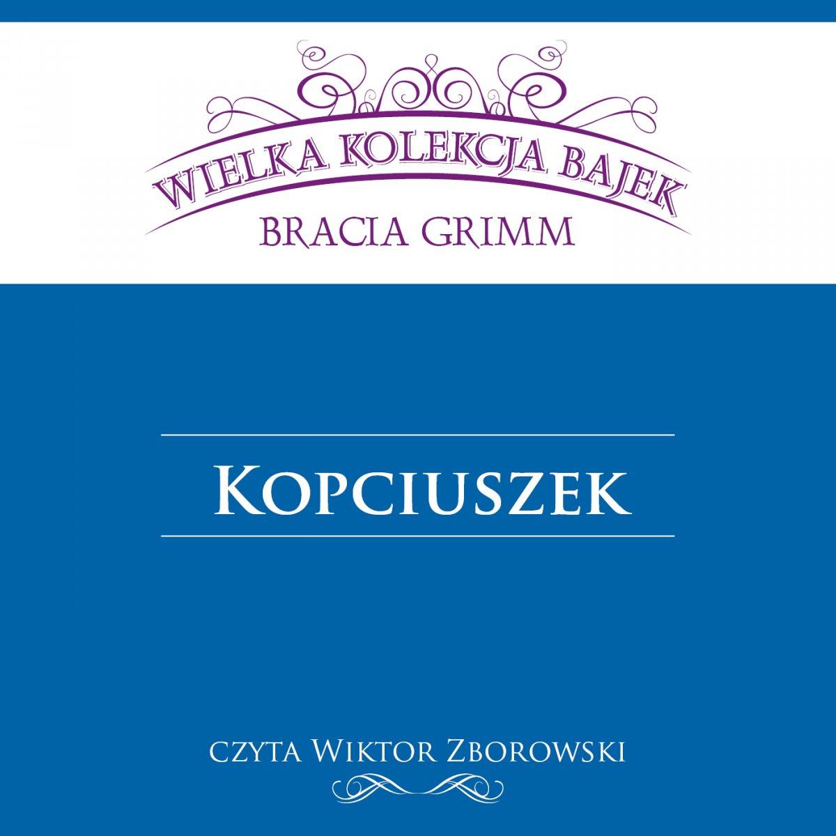 Kopciuszek (Wielka Kolekcja Bajek) - Audiobook (Książka audio MP3) do pobrania w całości w archiwum ZIP