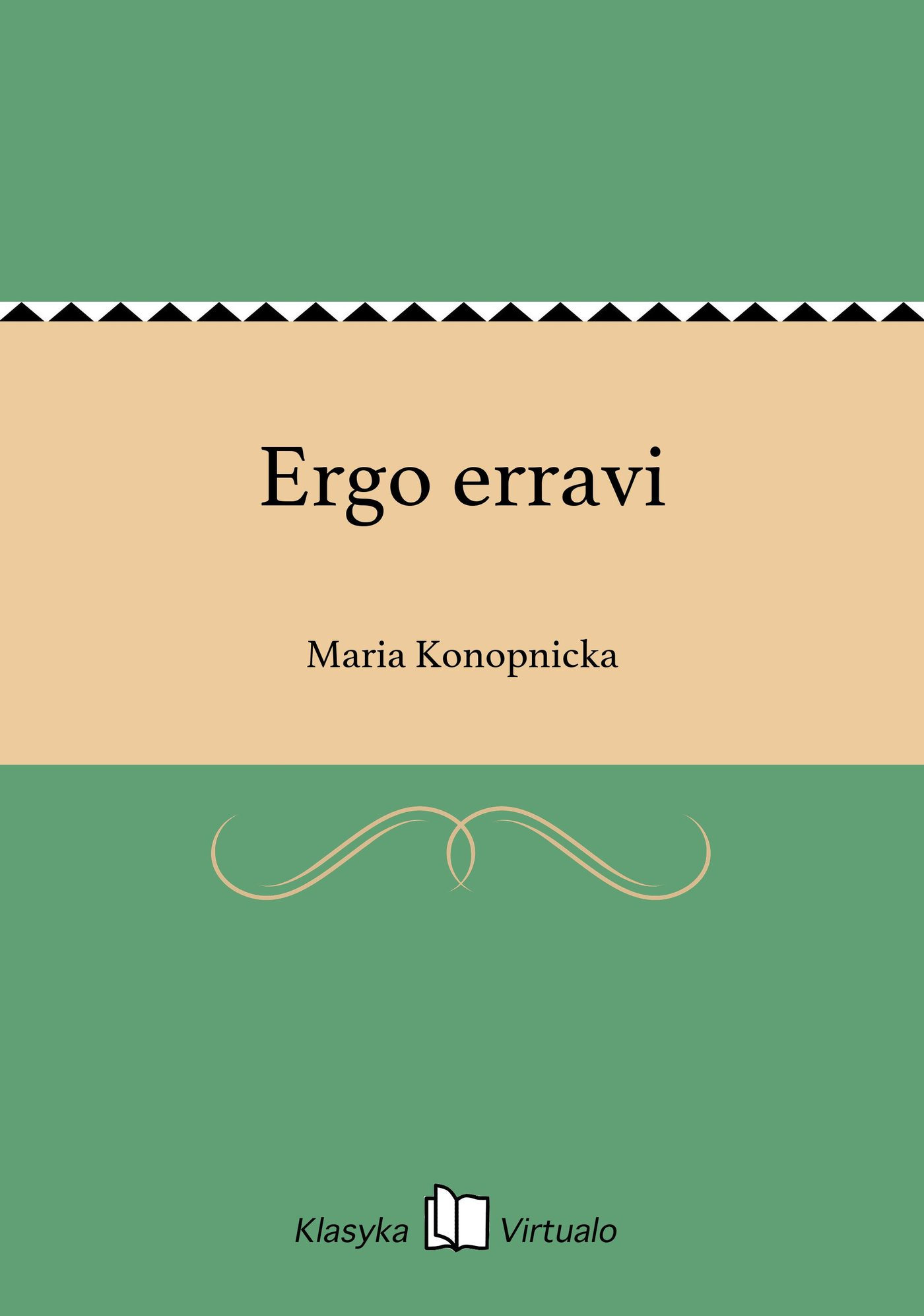 Ergo erravi - Ebook (Książka na Kindle) do pobrania w formacie MOBI