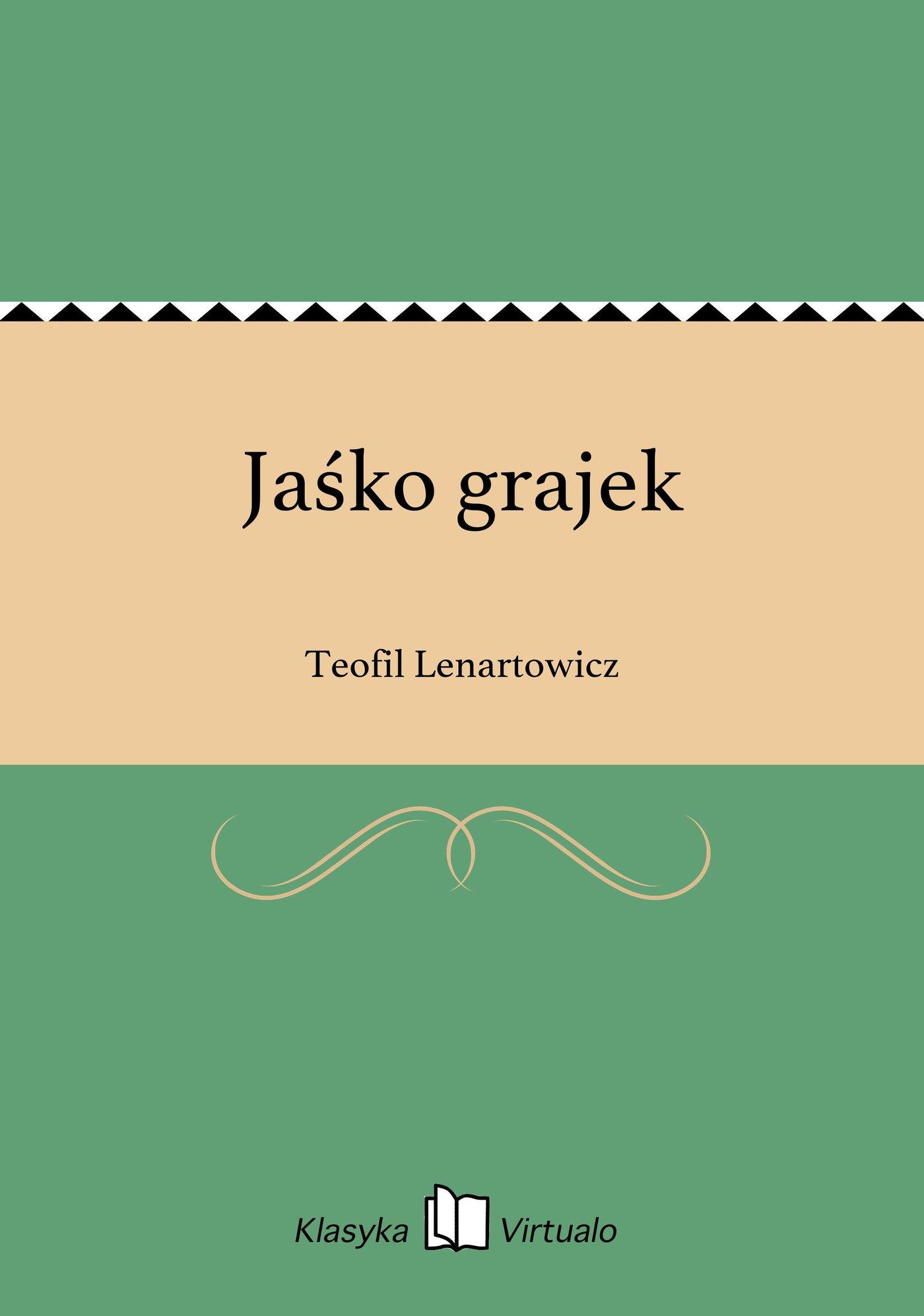 Jaśko grajek - Ebook (Książka na Kindle) do pobrania w formacie MOBI