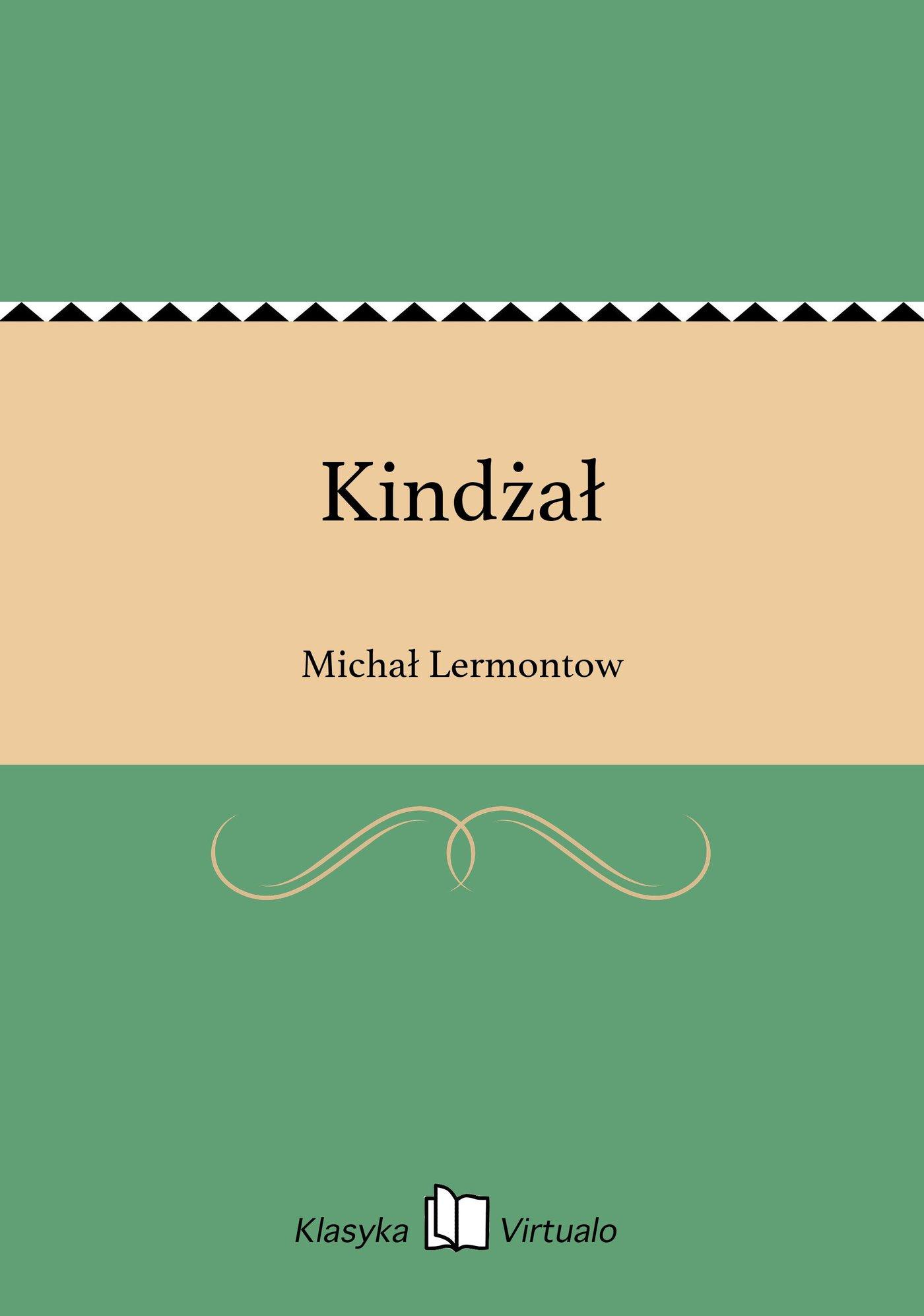 Kindżał - Ebook (Książka na Kindle) do pobrania w formacie MOBI