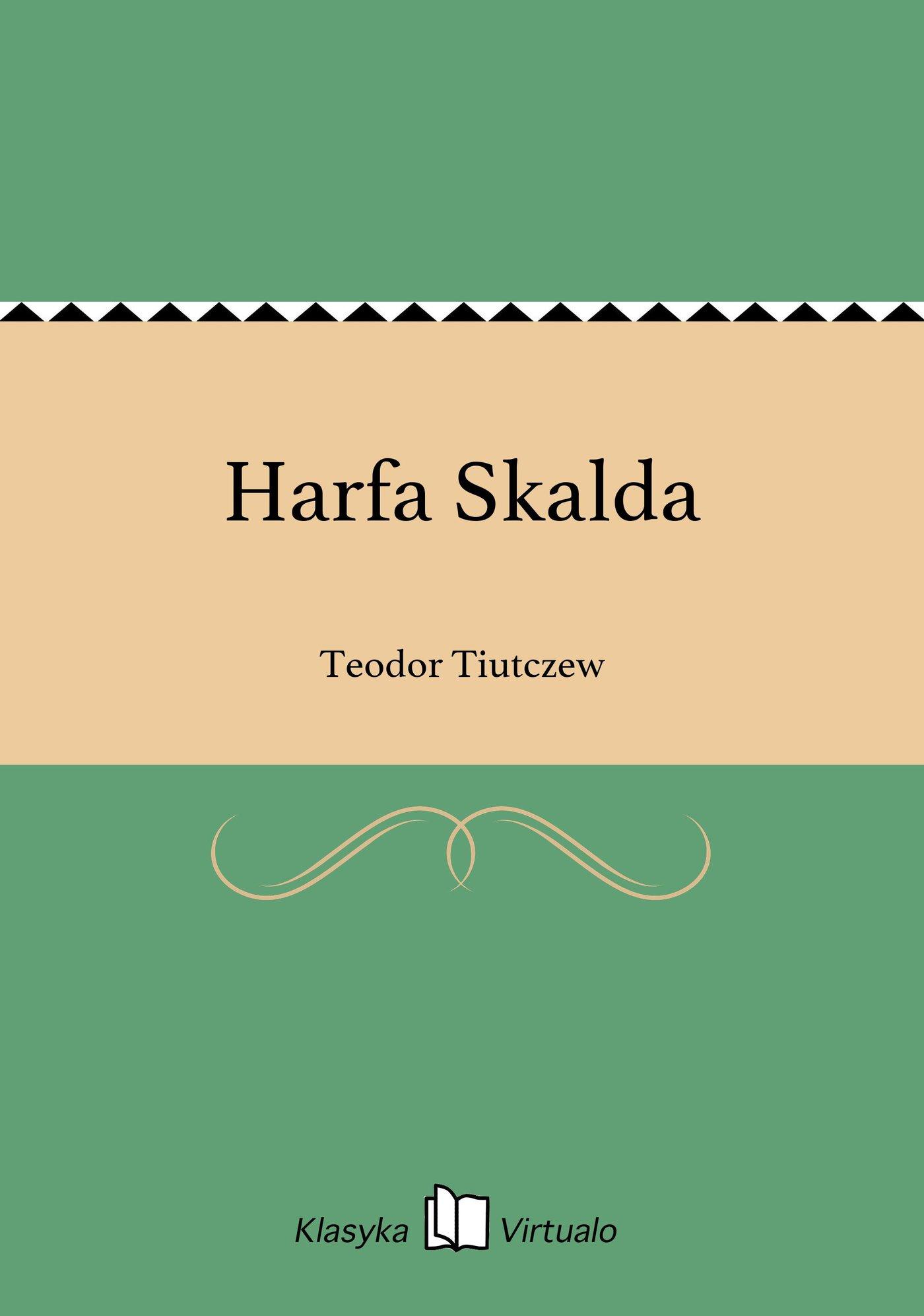 Harfa Skalda - Ebook (Książka na Kindle) do pobrania w formacie MOBI