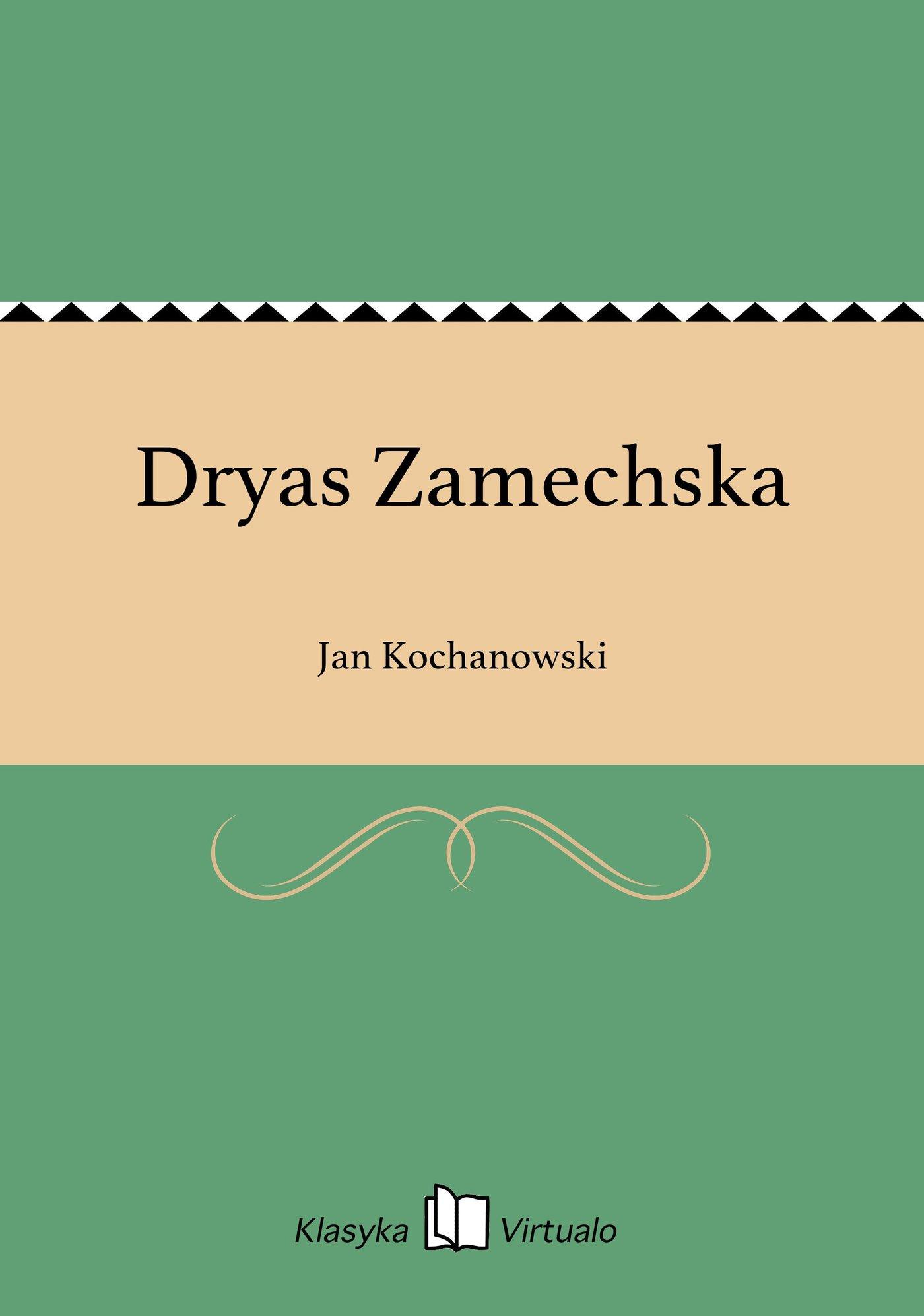 Dryas Zamechska - Ebook (Książka na Kindle) do pobrania w formacie MOBI