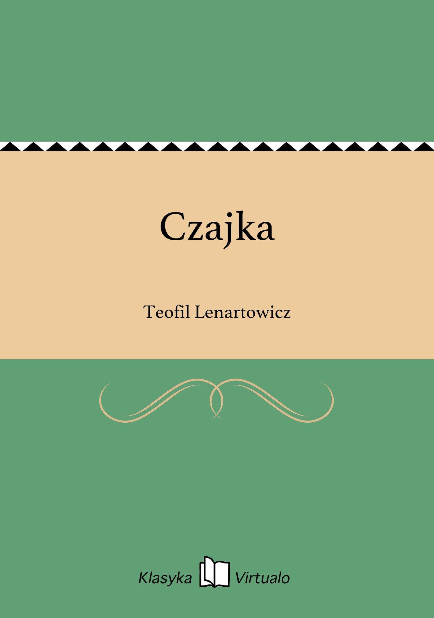 Czajka - Ebook (Książka na Kindle) do pobrania w formacie MOBI