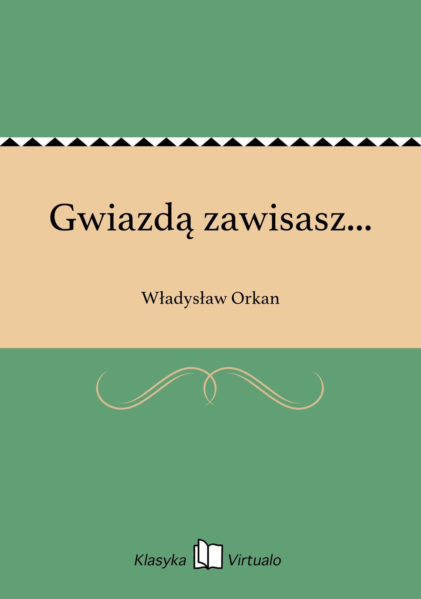 Gwiazdą zawisasz... - Ebook (Książka na Kindle) do pobrania w formacie MOBI