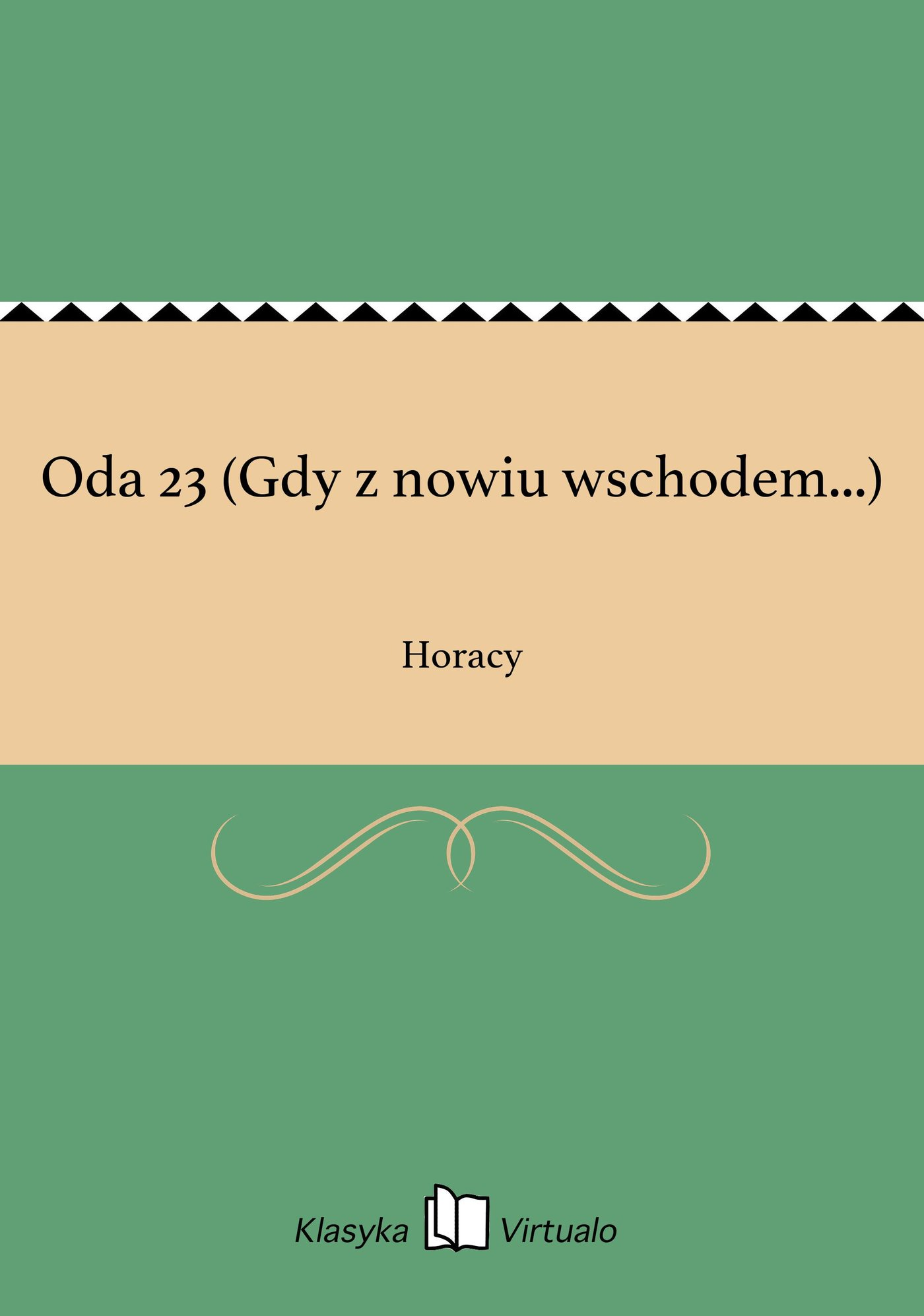 Oda 23 (Gdy z nowiu wschodem...) - Ebook (Książka na Kindle) do pobrania w formacie MOBI