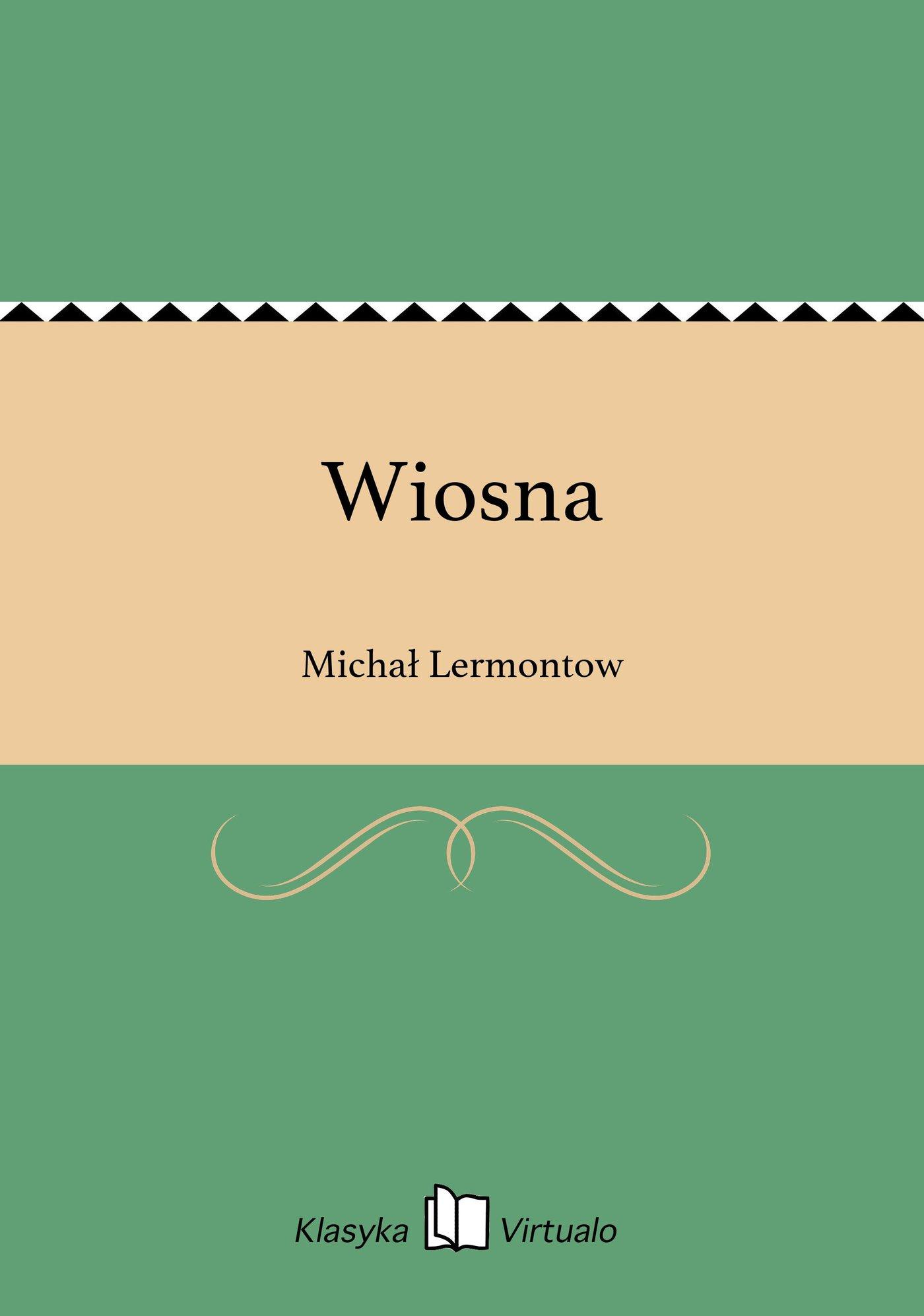 Wiosna - Ebook (Książka na Kindle) do pobrania w formacie MOBI