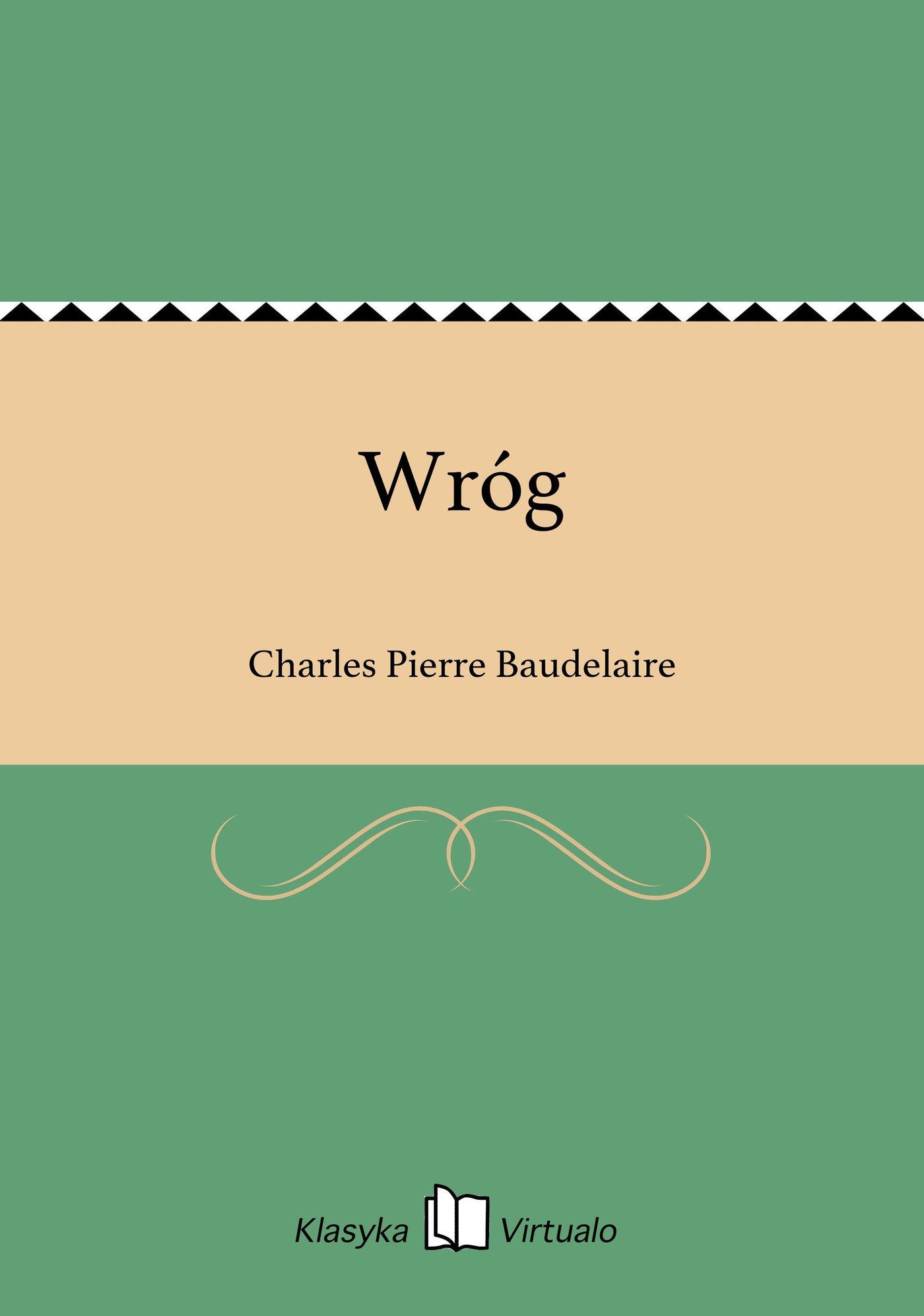 Wróg - Ebook (Książka na Kindle) do pobrania w formacie MOBI