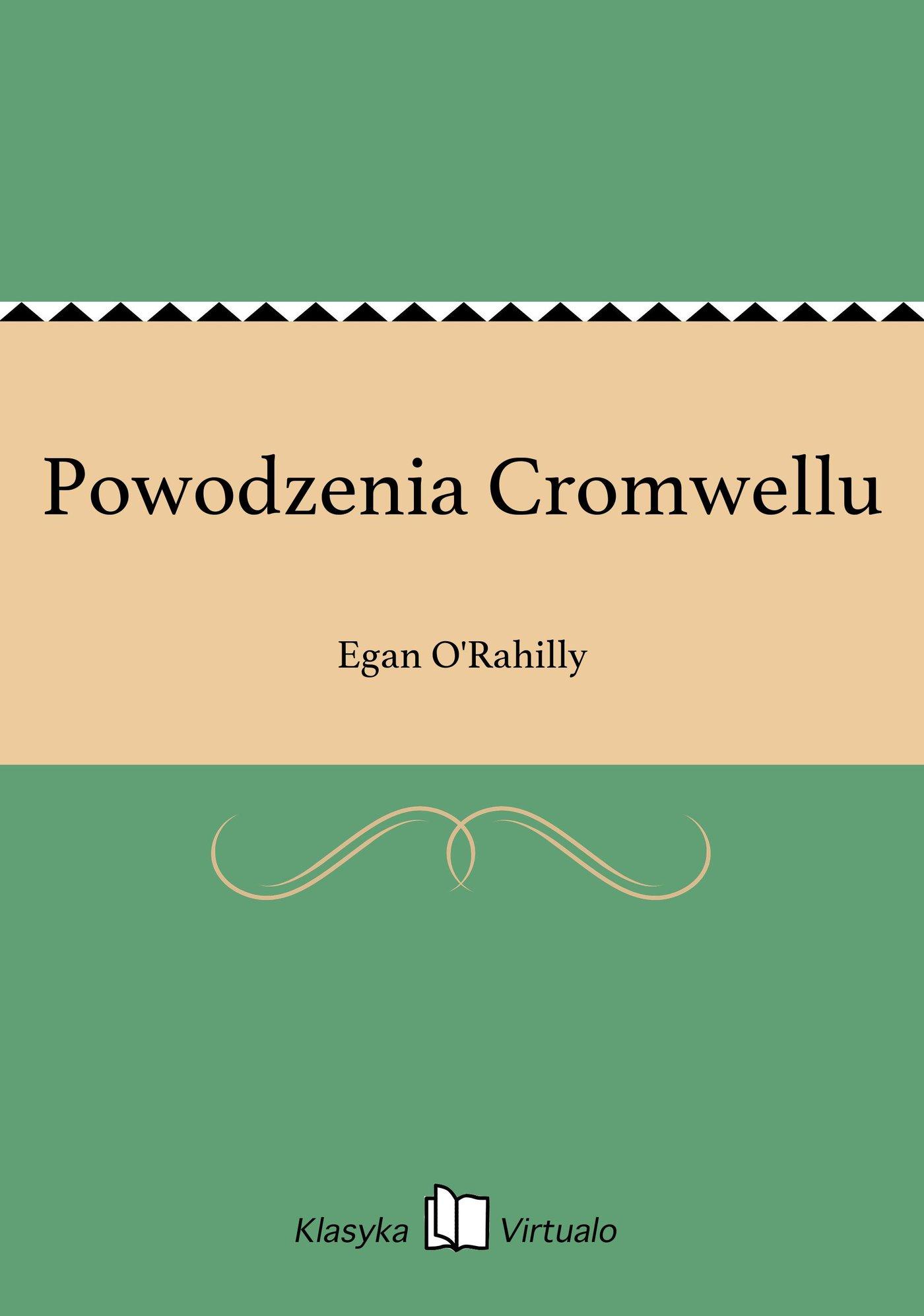 Powodzenia Cromwellu - Ebook (Książka na Kindle) do pobrania w formacie MOBI