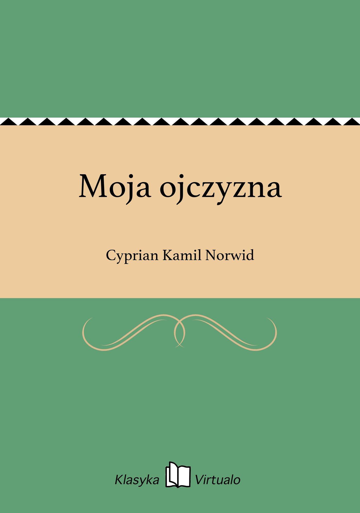 Moja ojczyzna - Ebook (Książka na Kindle) do pobrania w formacie MOBI