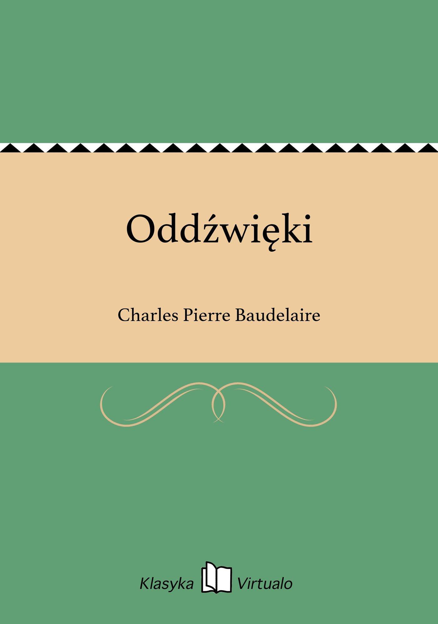 Oddźwięki - Ebook (Książka na Kindle) do pobrania w formacie MOBI
