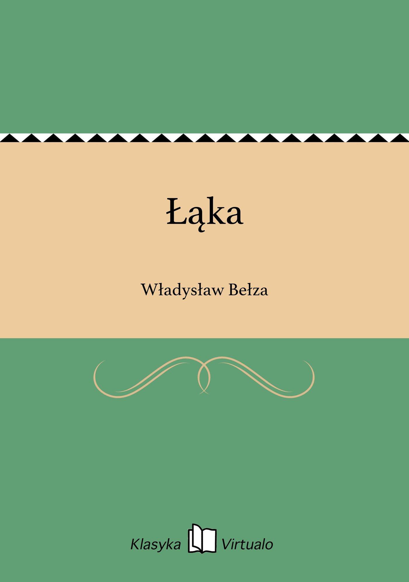 Łąka - Ebook (Książka na Kindle) do pobrania w formacie MOBI