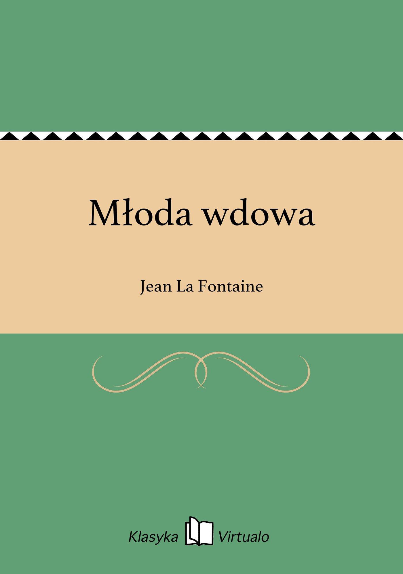 Młoda wdowa - Ebook (Książka na Kindle) do pobrania w formacie MOBI