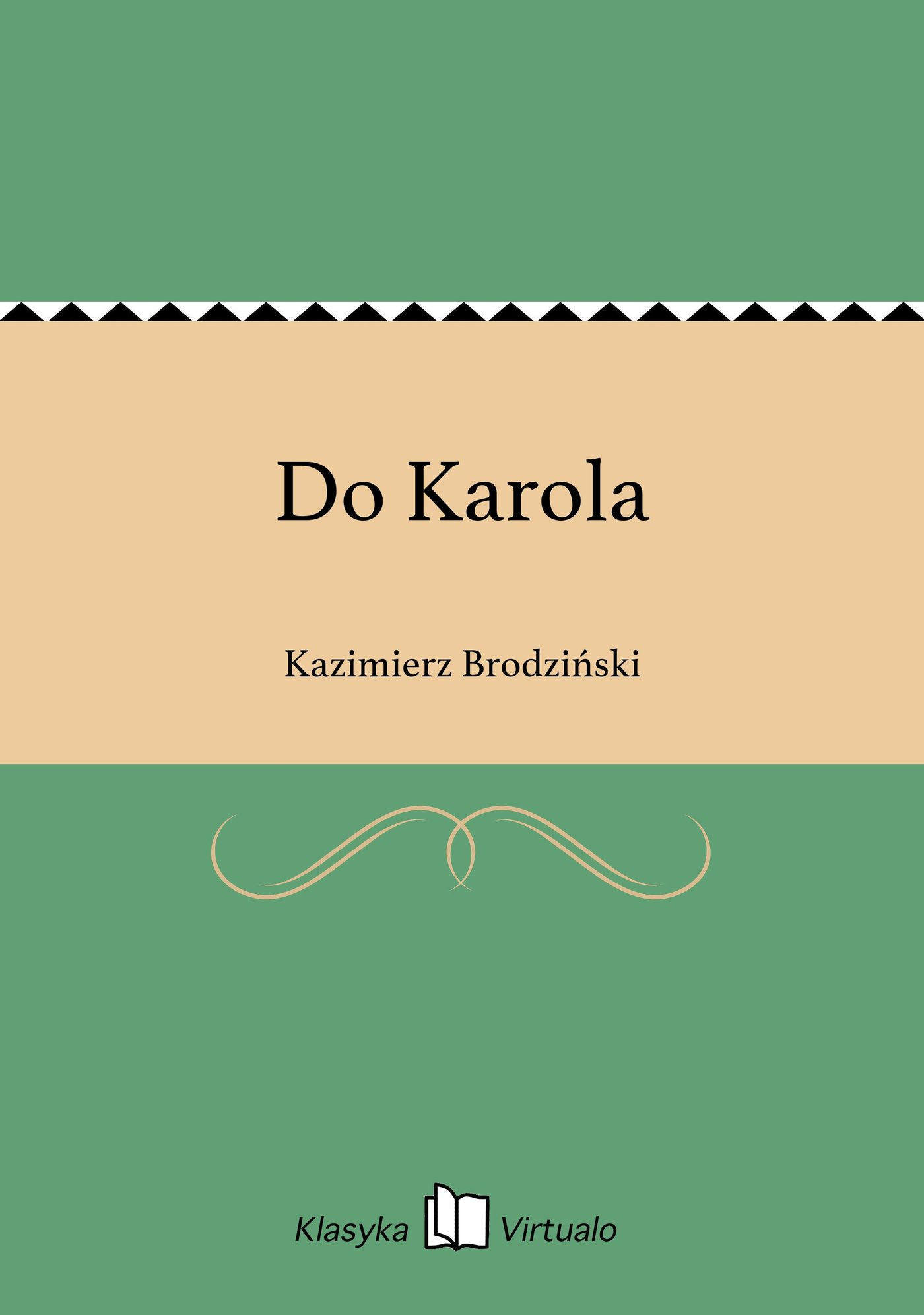 Do Karola - Ebook (Książka na Kindle) do pobrania w formacie MOBI