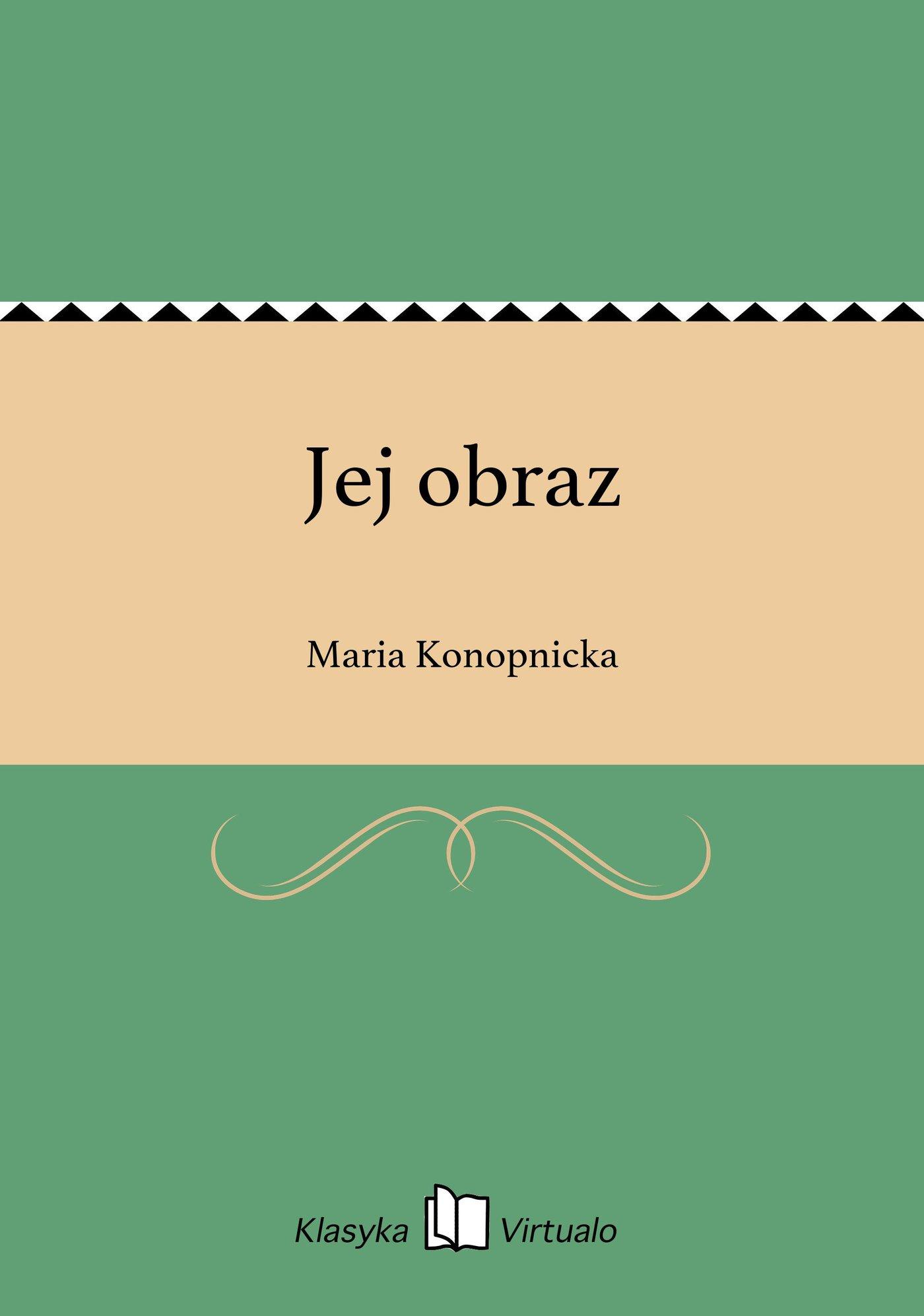 Jej obraz - Ebook (Książka na Kindle) do pobrania w formacie MOBI