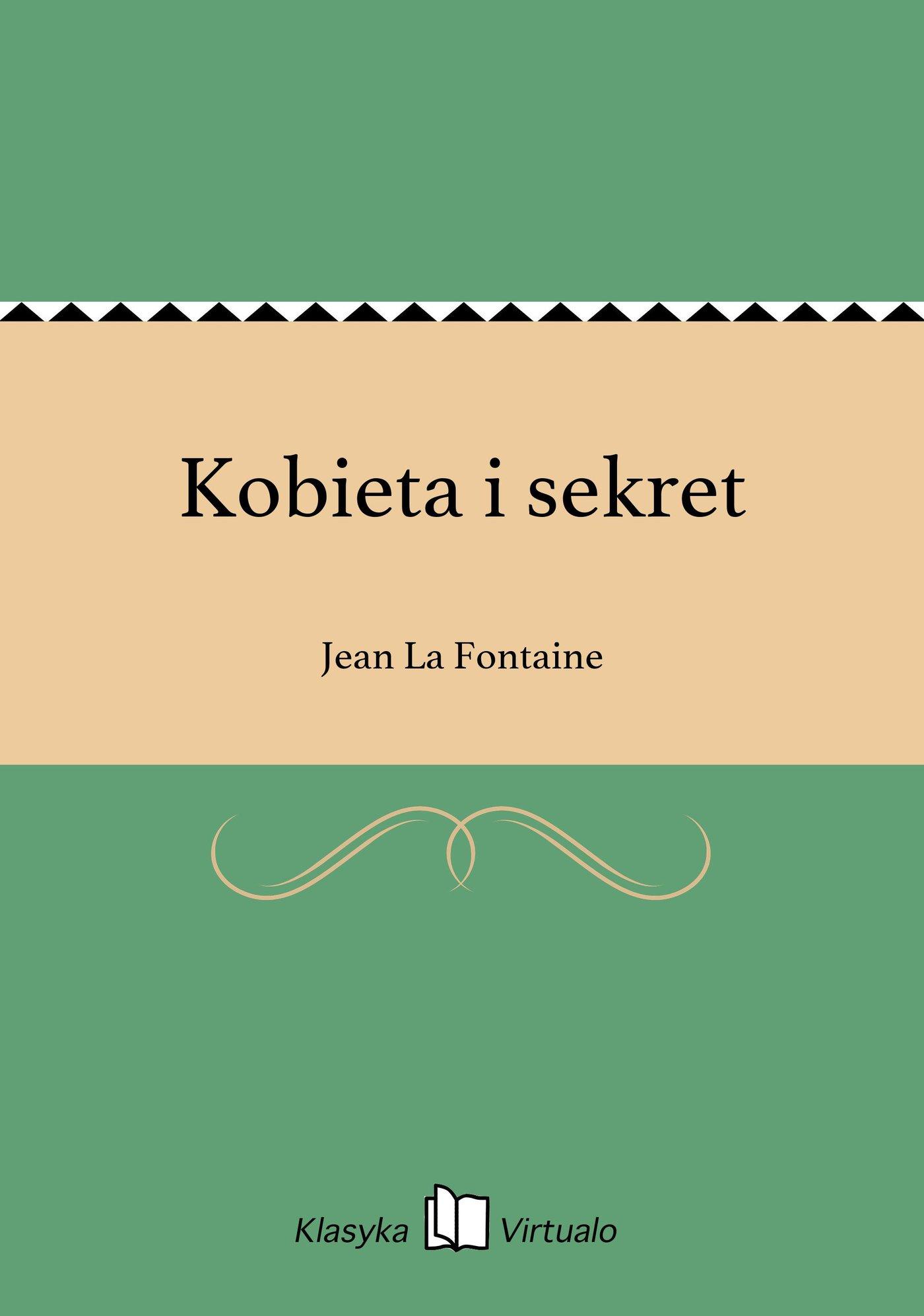 Kobieta i sekret - Ebook (Książka na Kindle) do pobrania w formacie MOBI