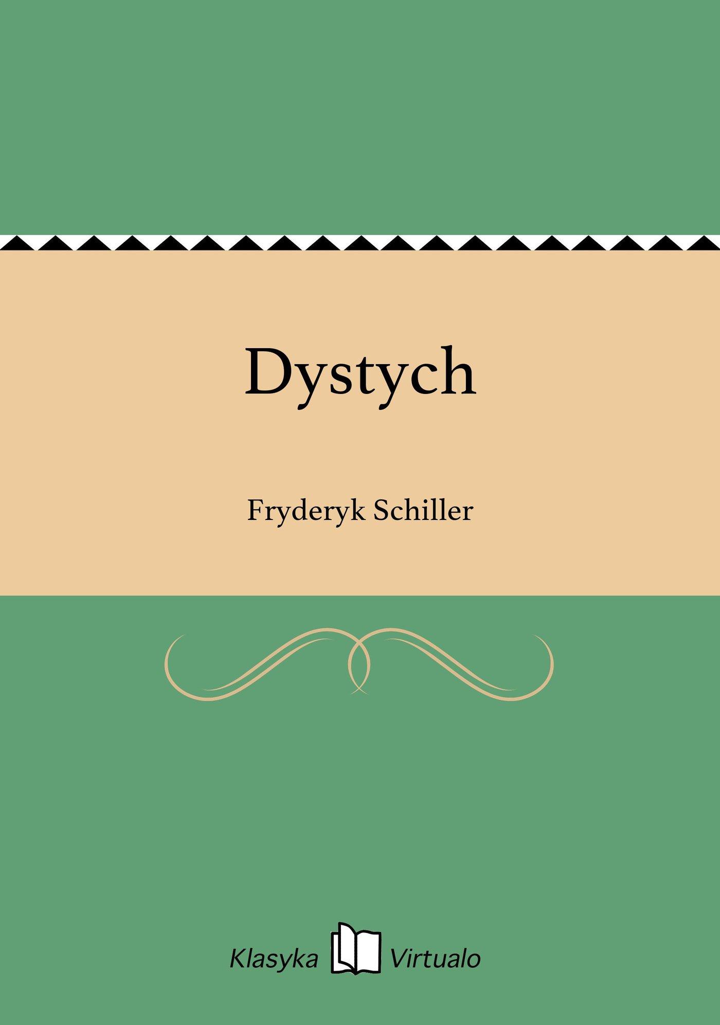 Dystych - Ebook (Książka na Kindle) do pobrania w formacie MOBI