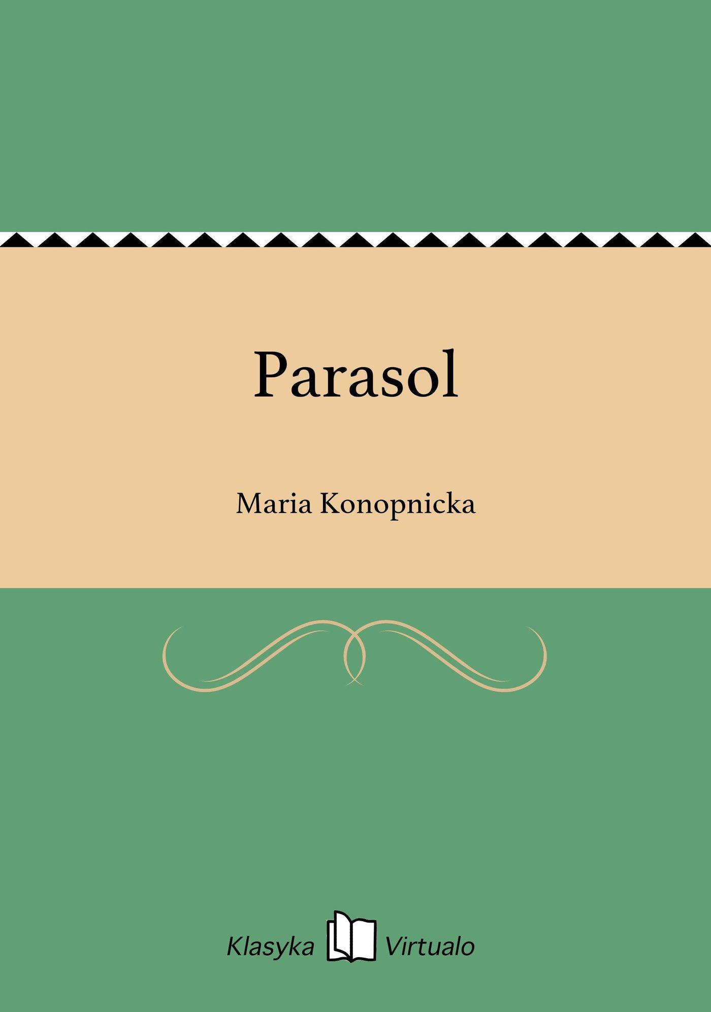 Parasol - Ebook (Książka na Kindle) do pobrania w formacie MOBI