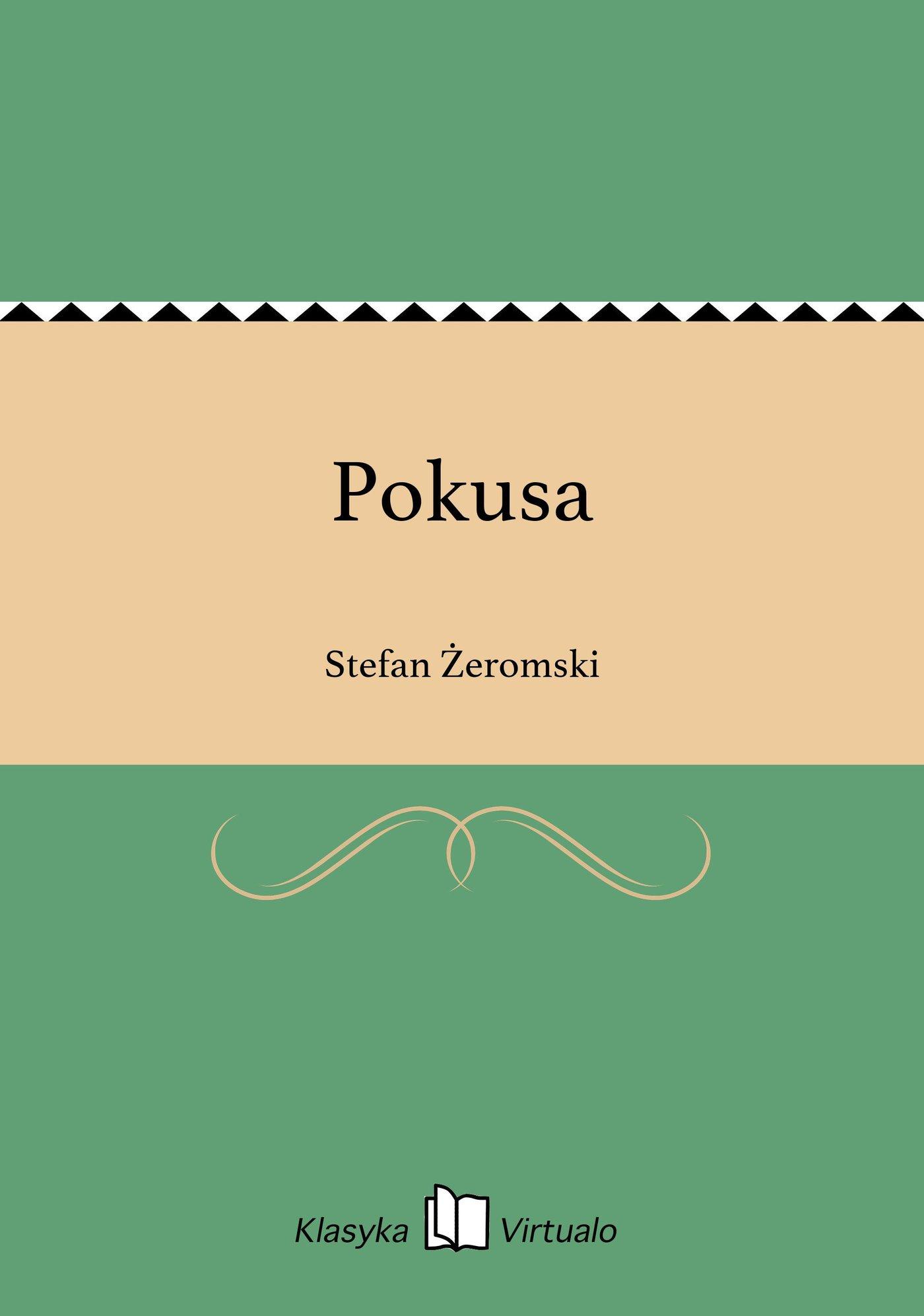 Pokusa - Ebook (Książka na Kindle) do pobrania w formacie MOBI