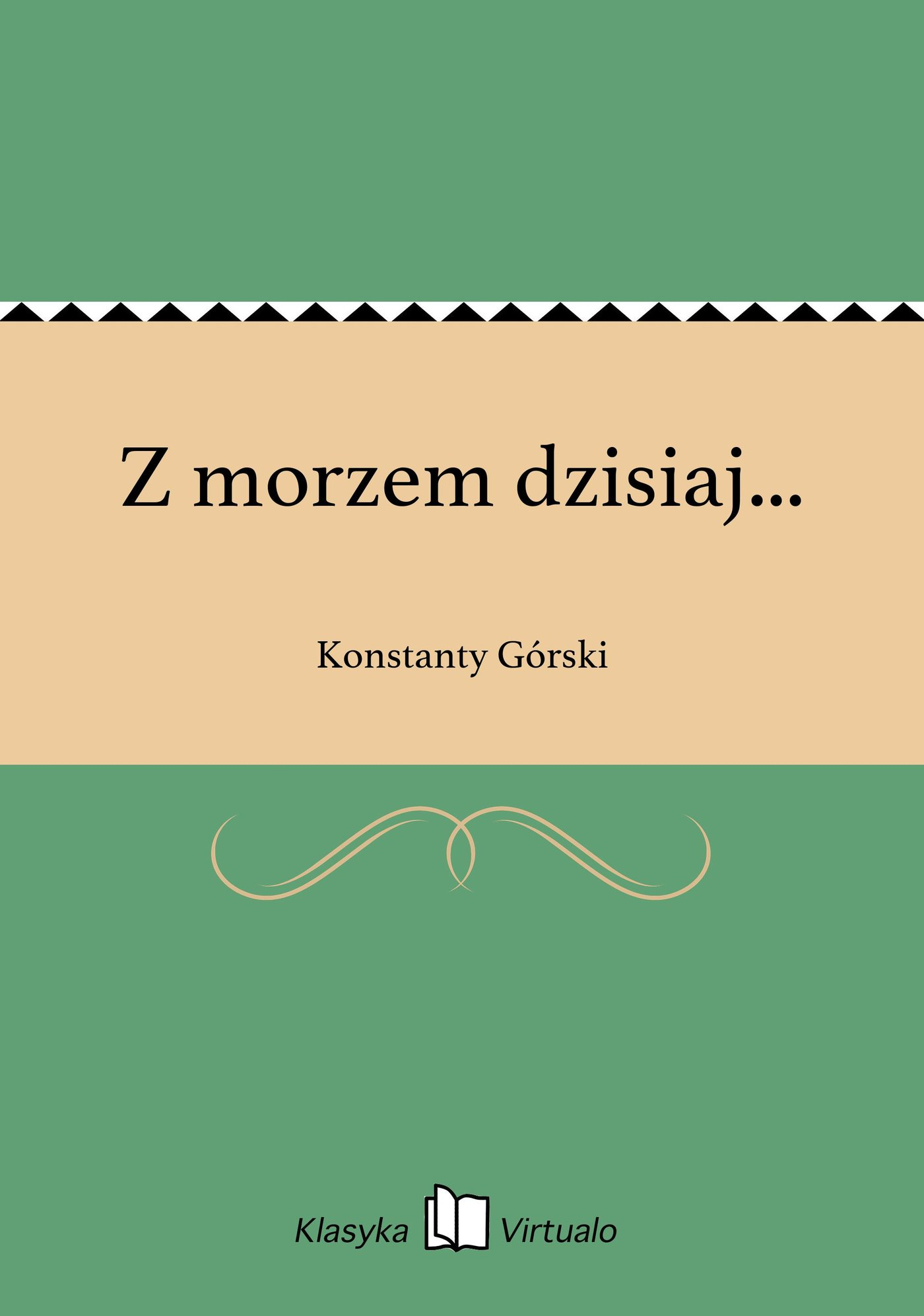 Z morzem dzisiaj... - Ebook (Książka na Kindle) do pobrania w formacie MOBI