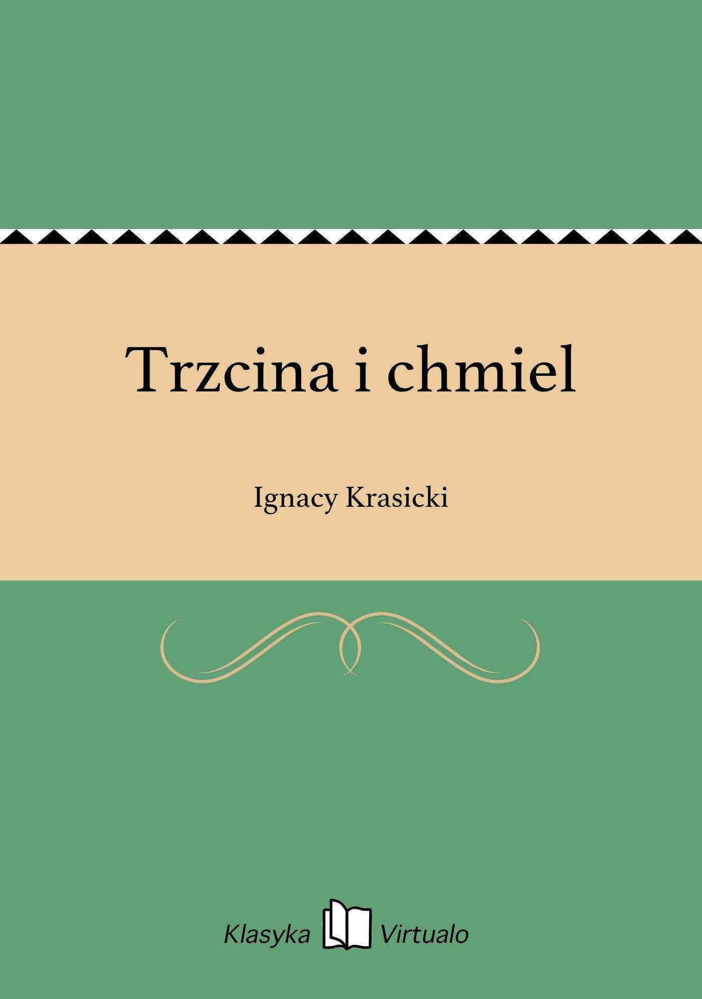 Trzcina i chmiel - Ebook (Książka na Kindle) do pobrania w formacie MOBI