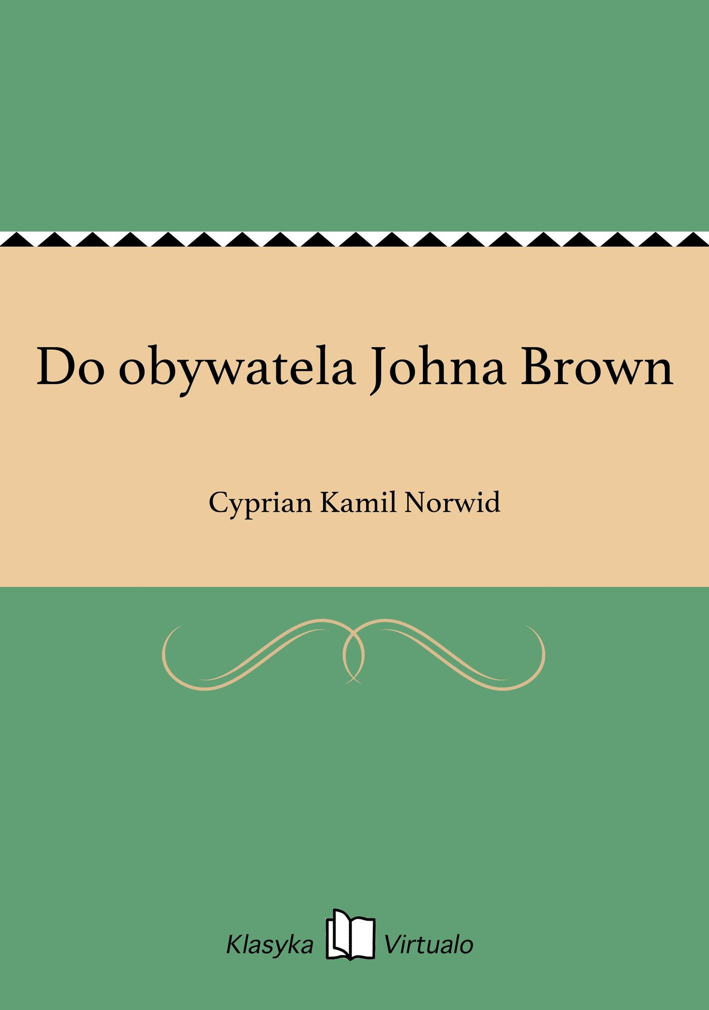 Do obywatela Johna Brown - Ebook (Książka na Kindle) do pobrania w formacie MOBI