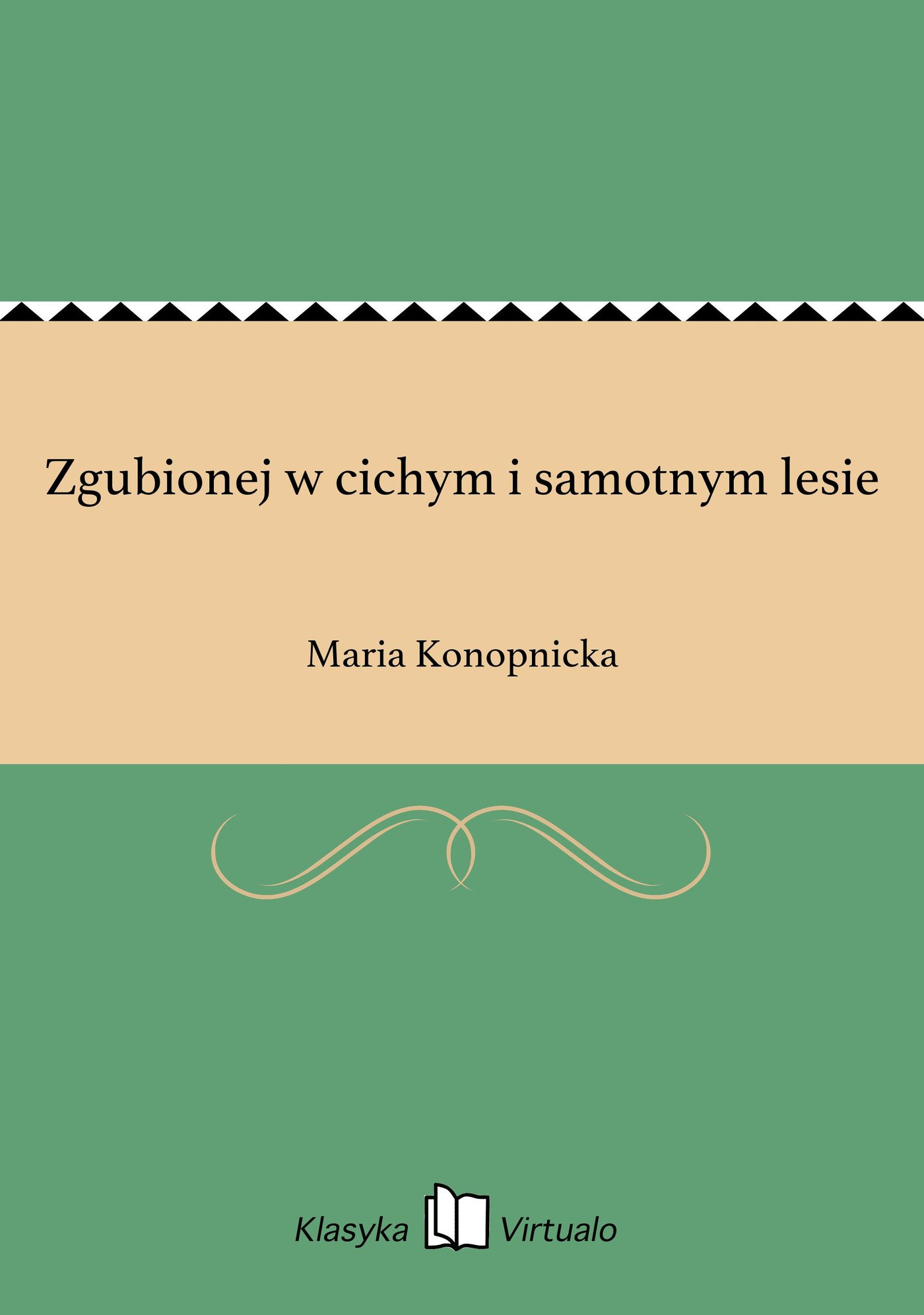 Zgubionej w cichym i samotnym lesie - Ebook (Książka na Kindle) do pobrania w formacie MOBI
