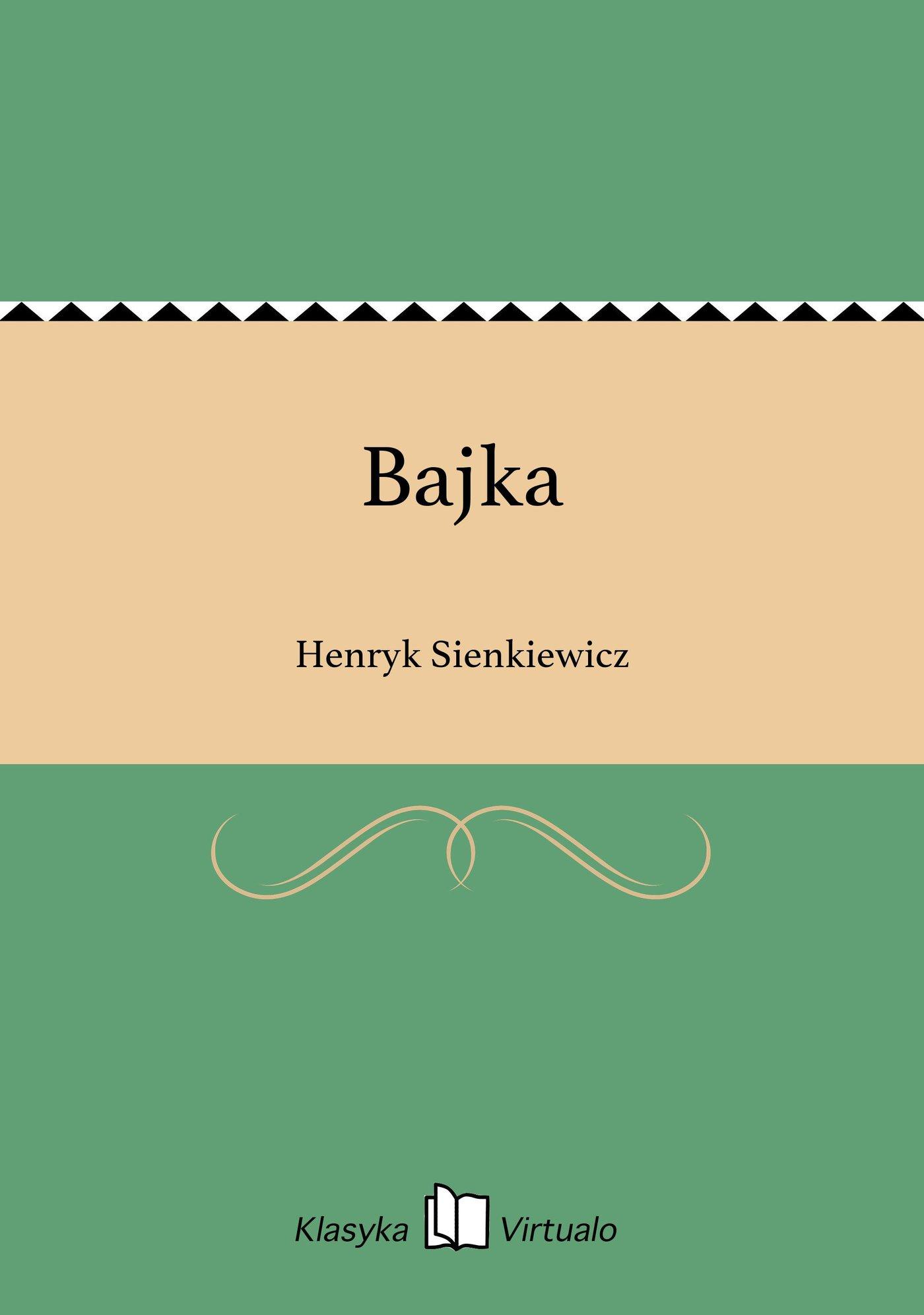 Bajka - Ebook (Książka na Kindle) do pobrania w formacie MOBI
