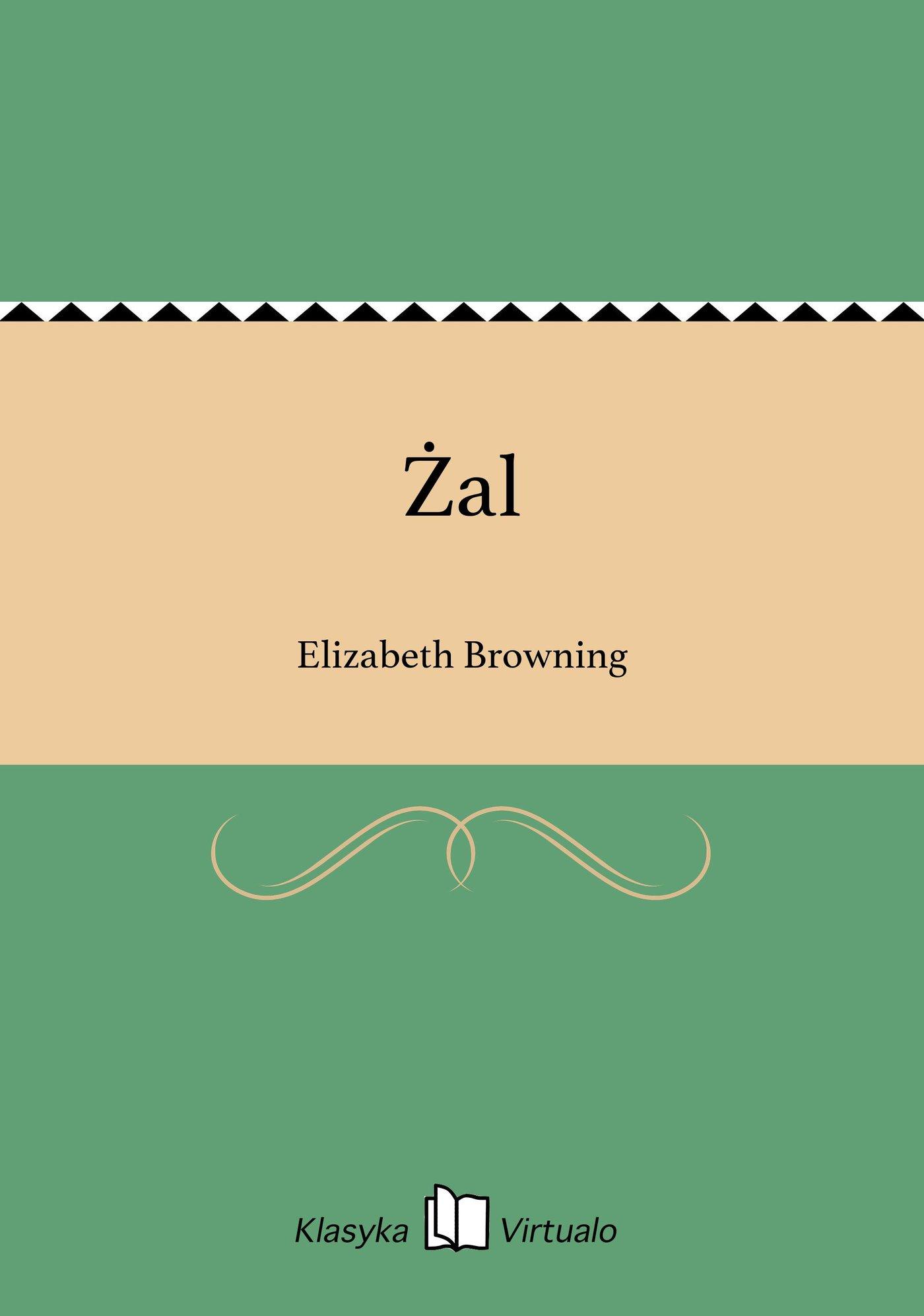 Żal - Ebook (Książka na Kindle) do pobrania w formacie MOBI