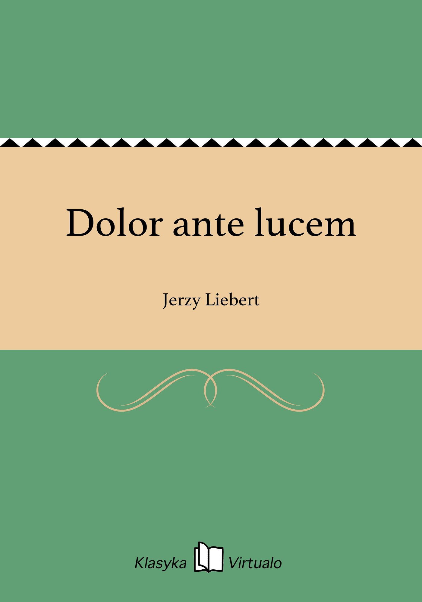 Dolor ante lucem - Ebook (Książka na Kindle) do pobrania w formacie MOBI