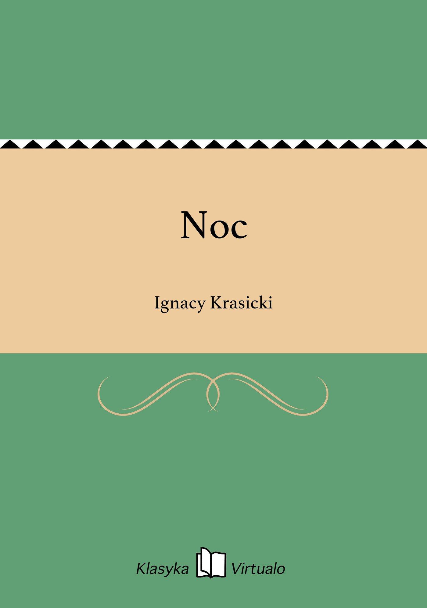 Noc - Ebook (Książka na Kindle) do pobrania w formacie MOBI