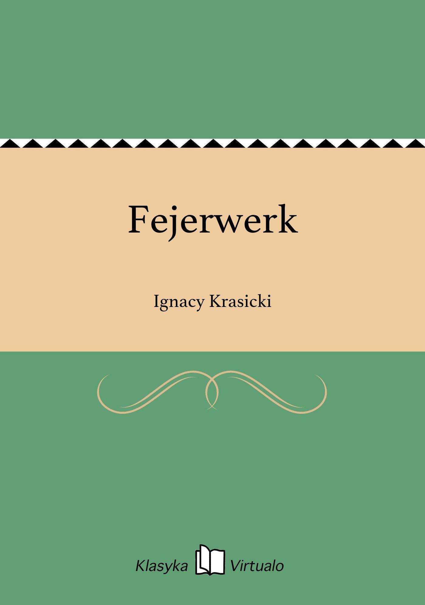 Fejerwerk - Ebook (Książka na Kindle) do pobrania w formacie MOBI