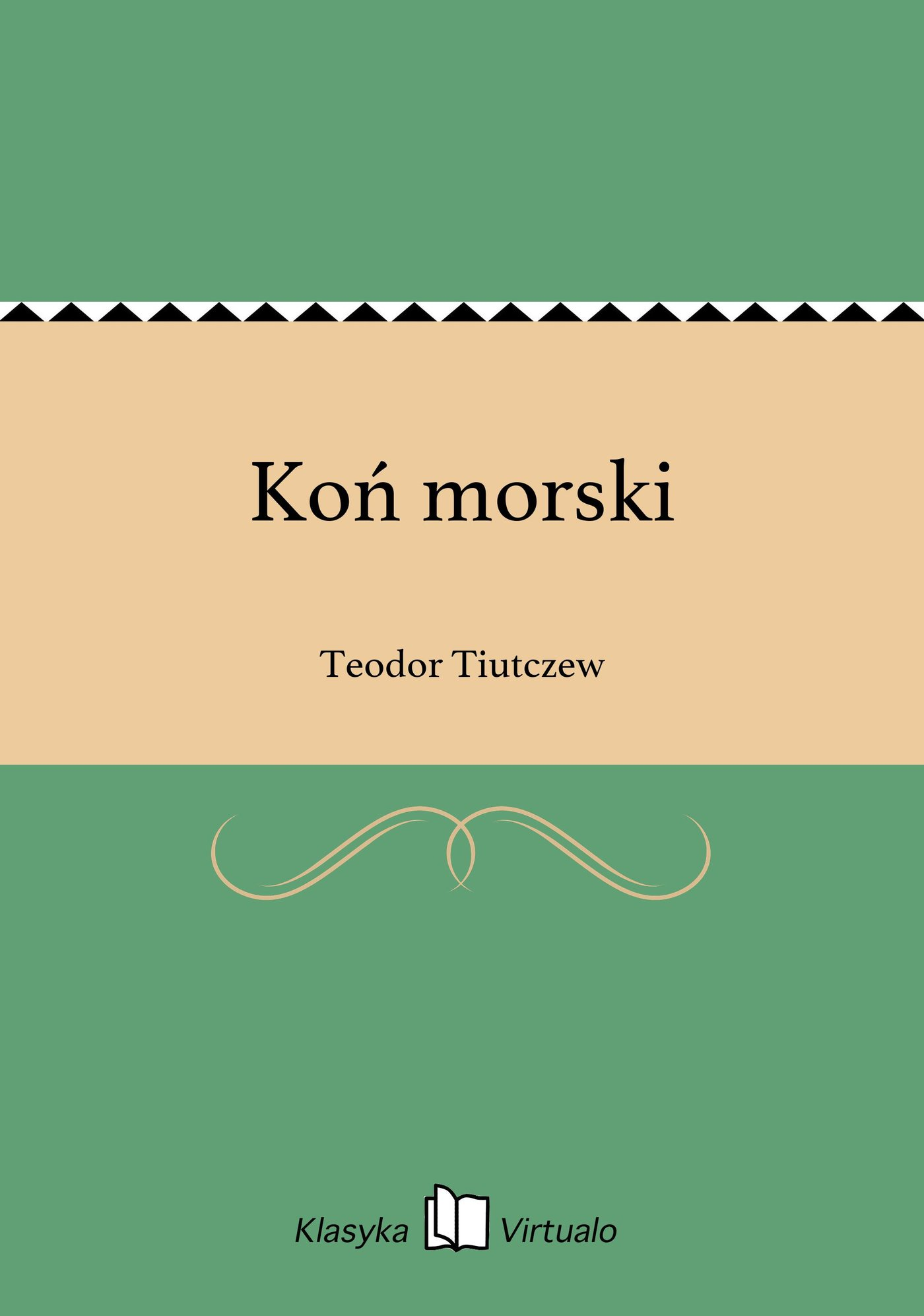 Koń morski - Ebook (Książka na Kindle) do pobrania w formacie MOBI