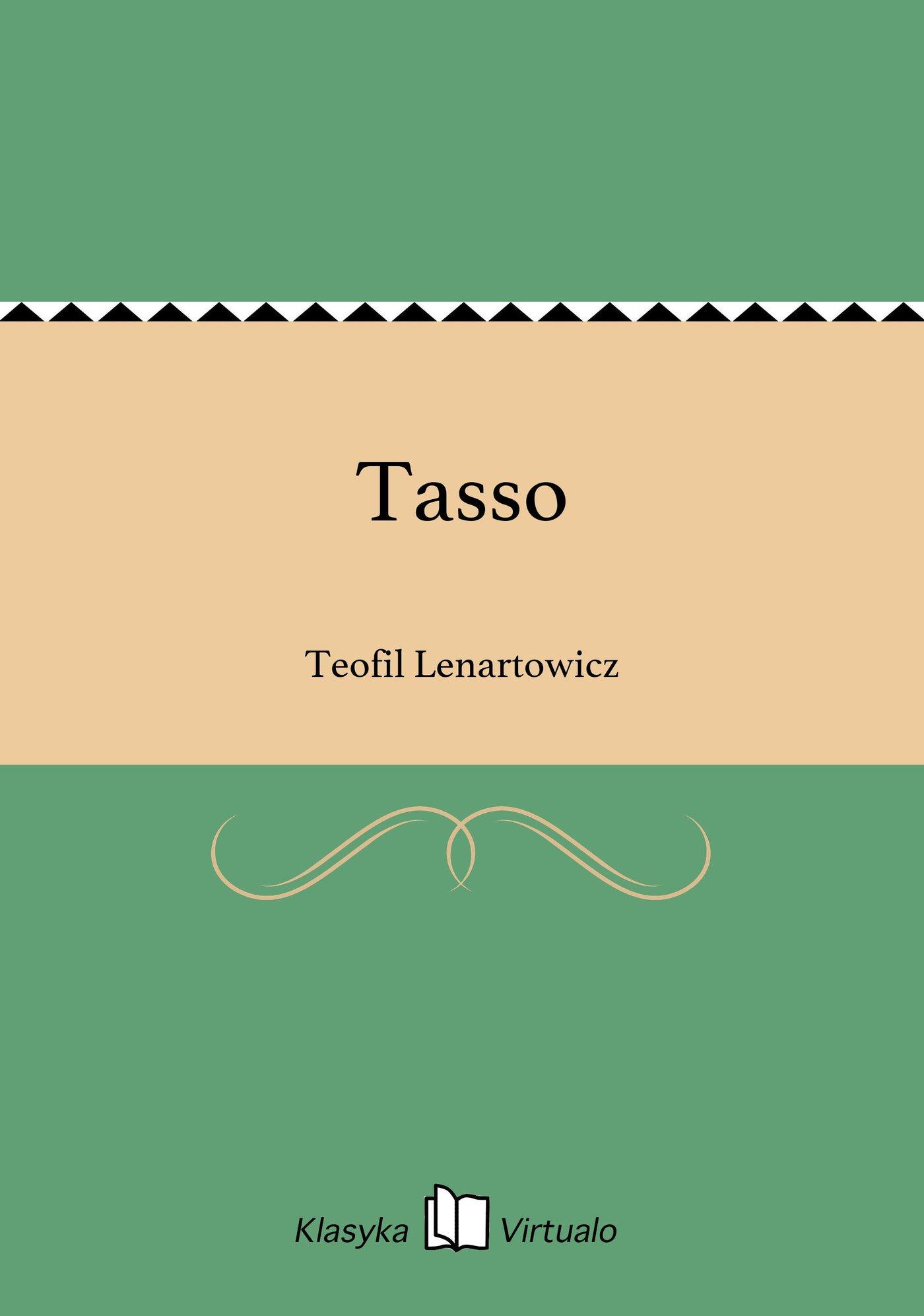 Tasso - Ebook (Książka na Kindle) do pobrania w formacie MOBI