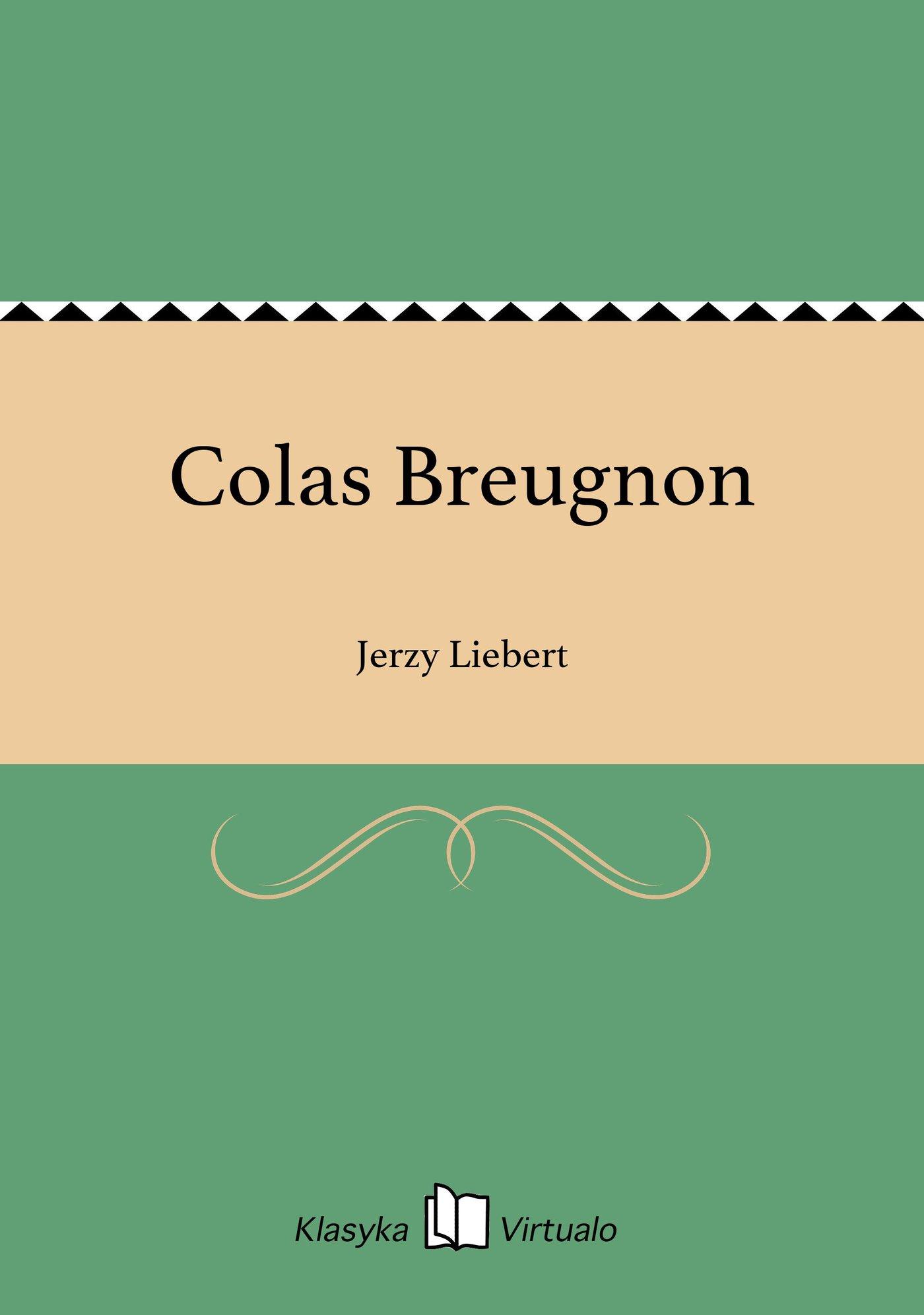 Colas Breugnon - Ebook (Książka na Kindle) do pobrania w formacie MOBI