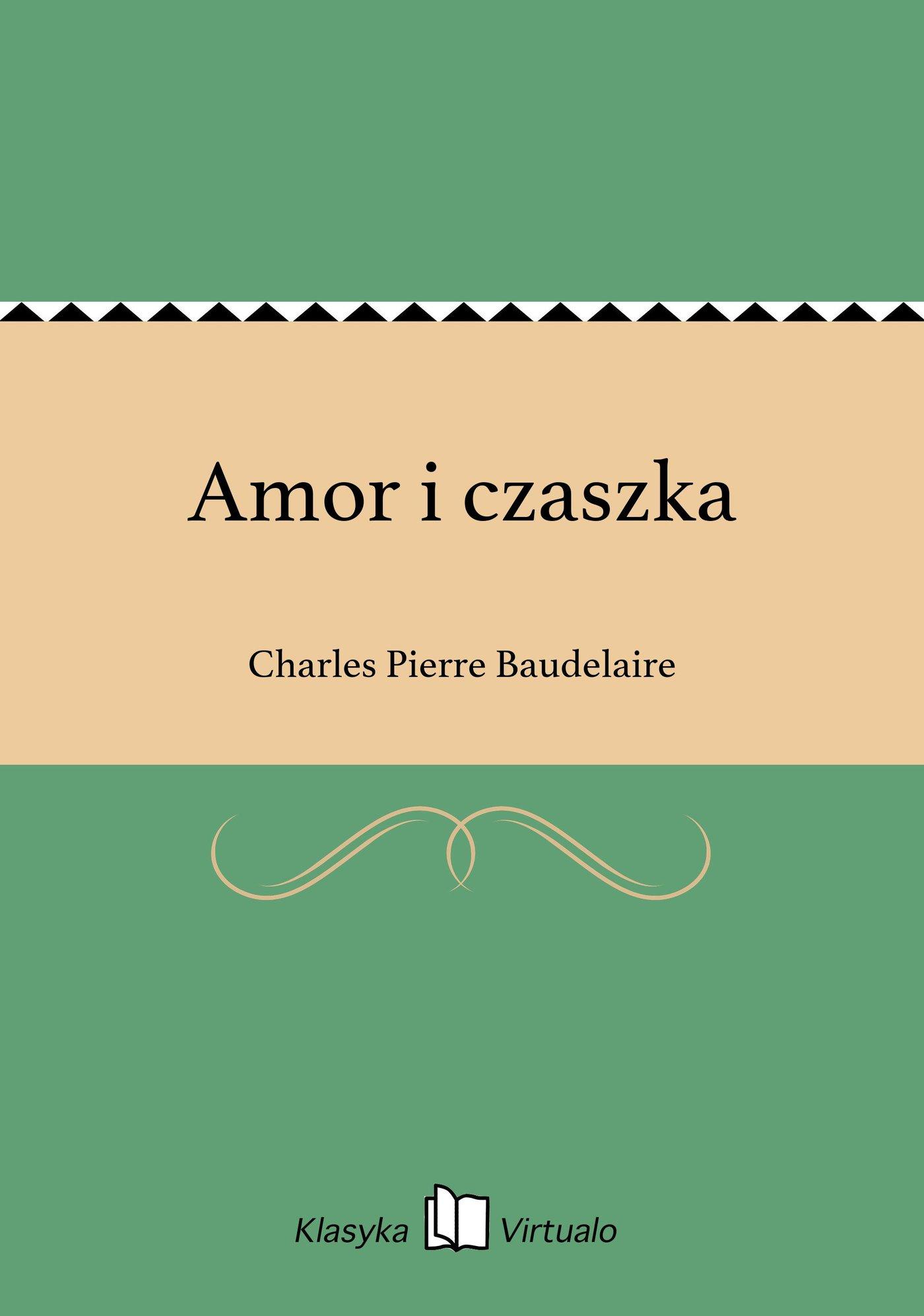 Amor i czaszka - Ebook (Książka na Kindle) do pobrania w formacie MOBI