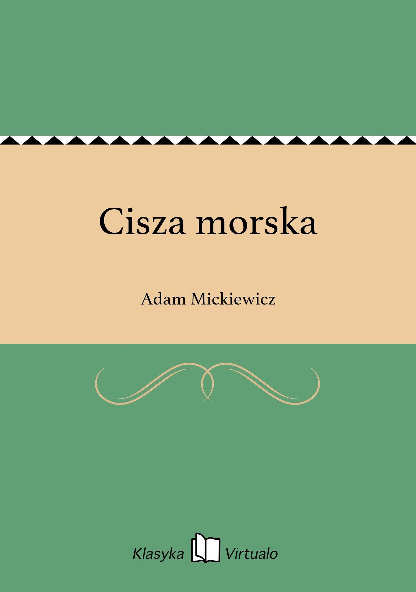Cisza morska - Ebook (Książka na Kindle) do pobrania w formacie MOBI