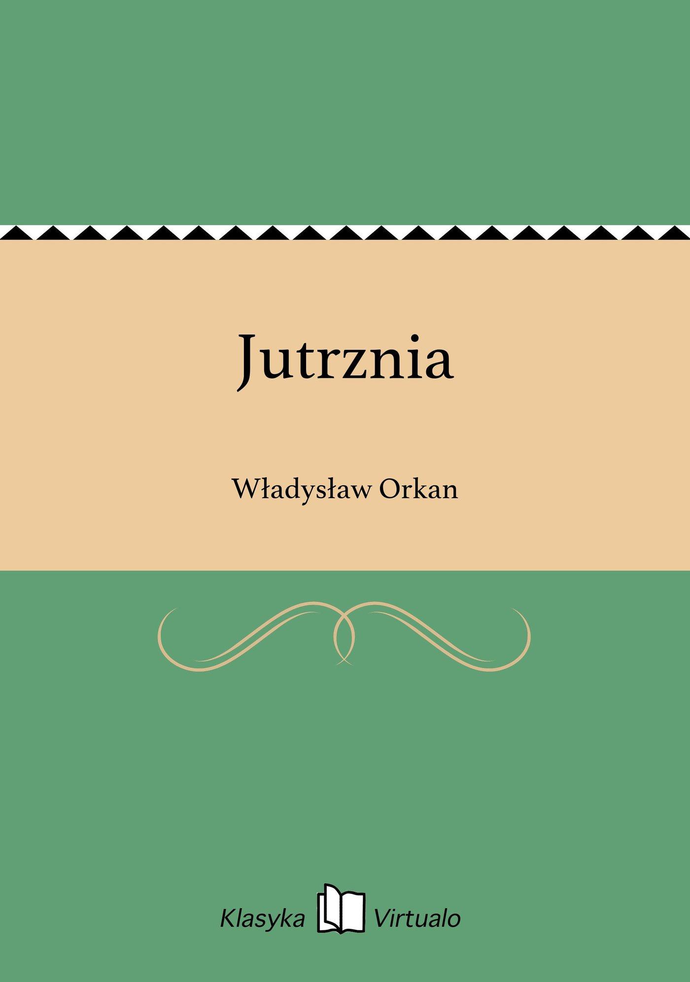 Jutrznia - Ebook (Książka na Kindle) do pobrania w formacie MOBI