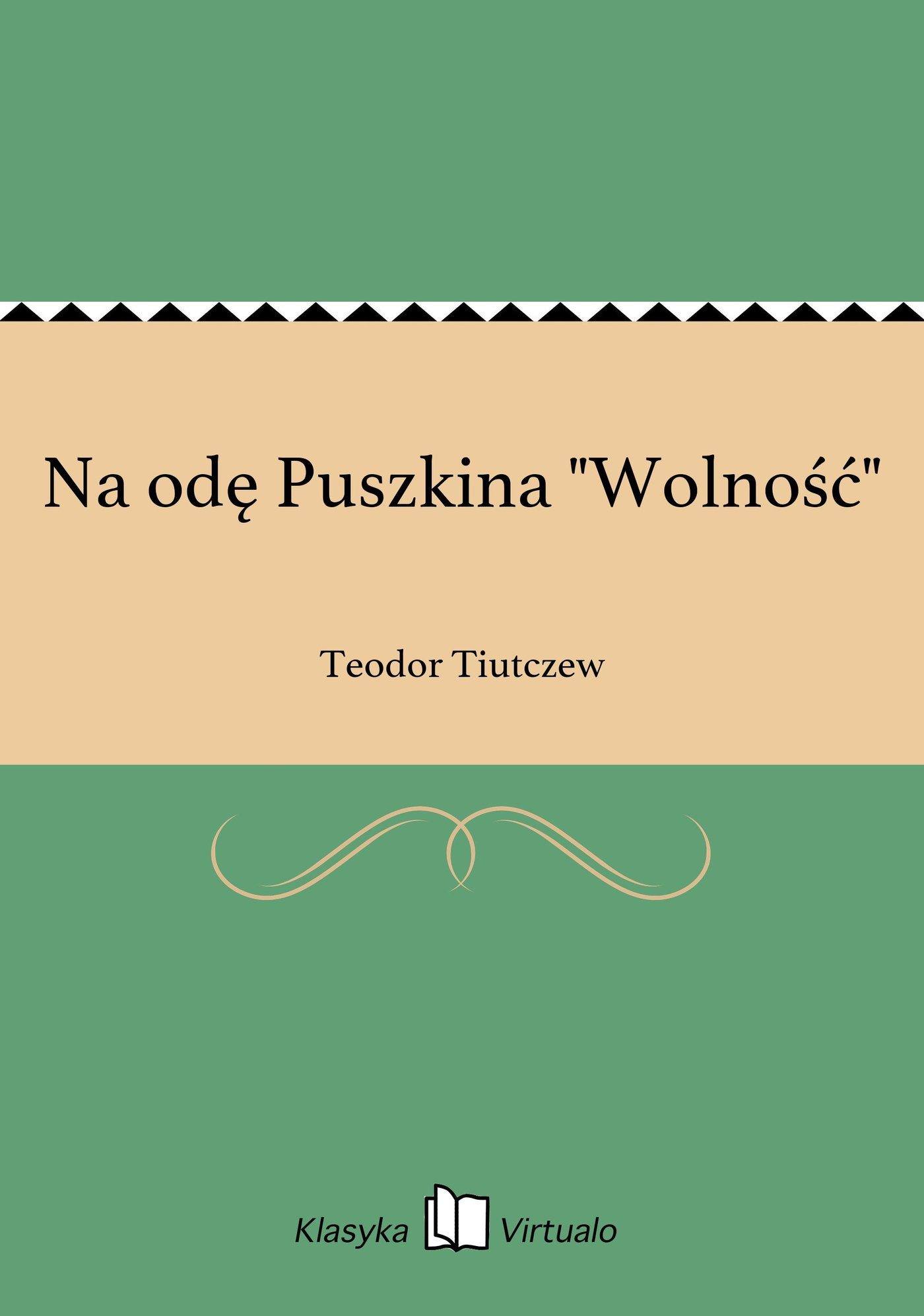 """Na odę Puszkina """"Wolność"""" - Ebook (Książka na Kindle) do pobrania w formacie MOBI"""