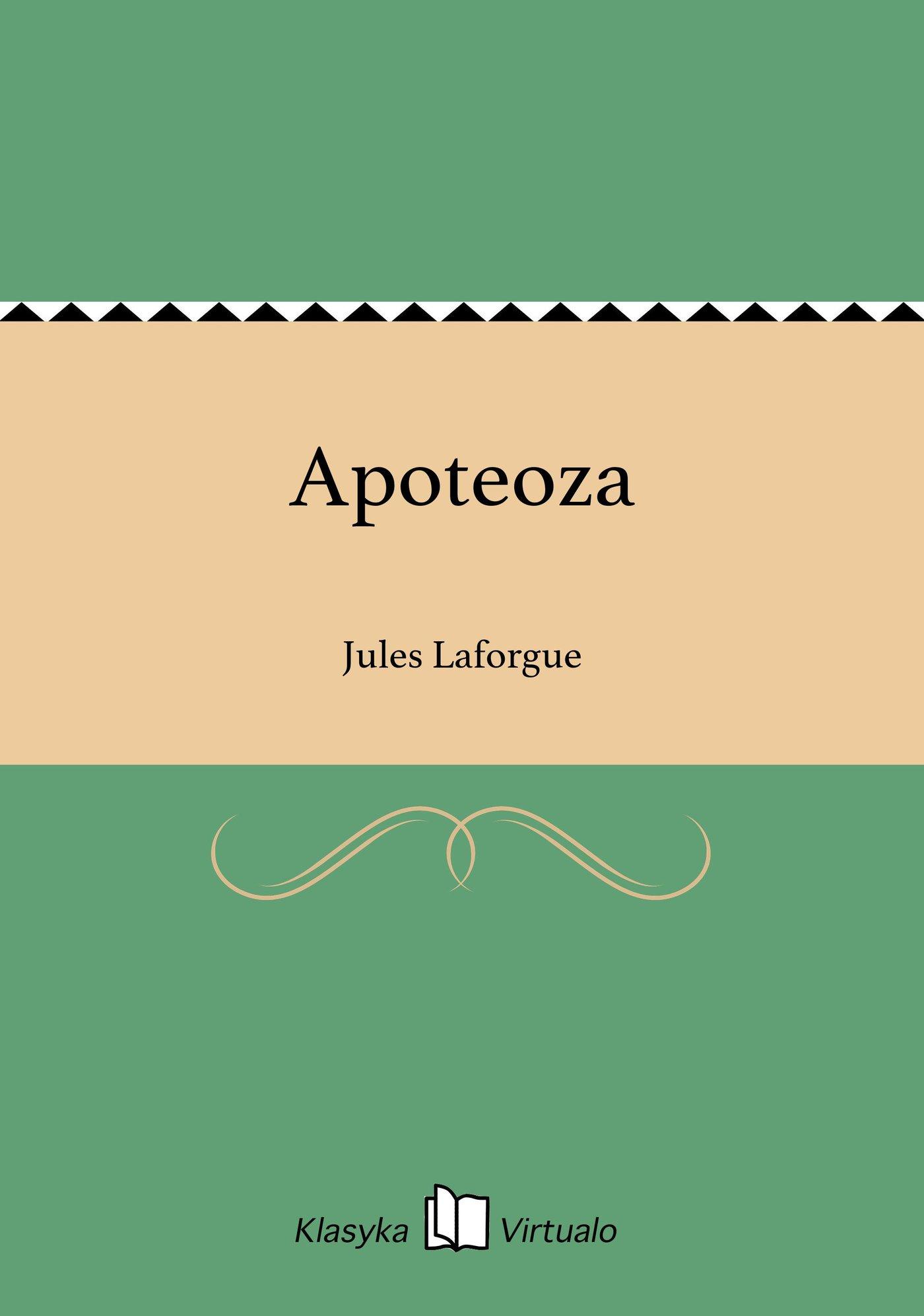 Apoteoza - Ebook (Książka na Kindle) do pobrania w formacie MOBI