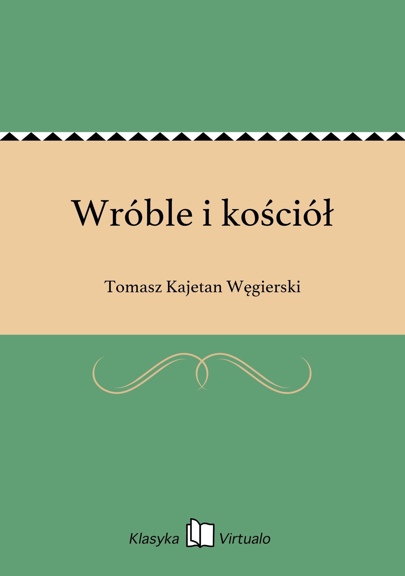 Wróble i kościół - Ebook (Książka na Kindle) do pobrania w formacie MOBI