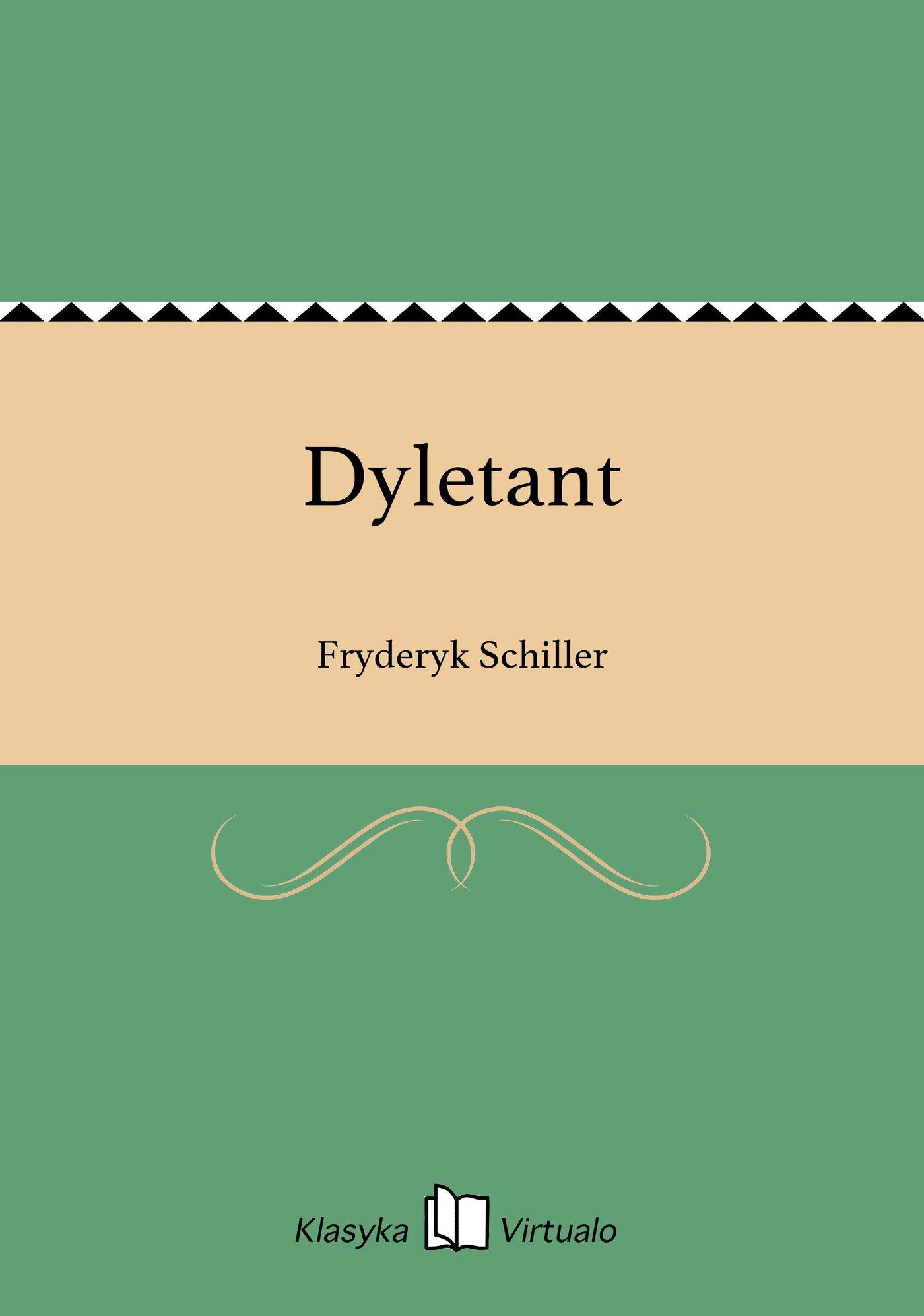 Dyletant - Ebook (Książka na Kindle) do pobrania w formacie MOBI