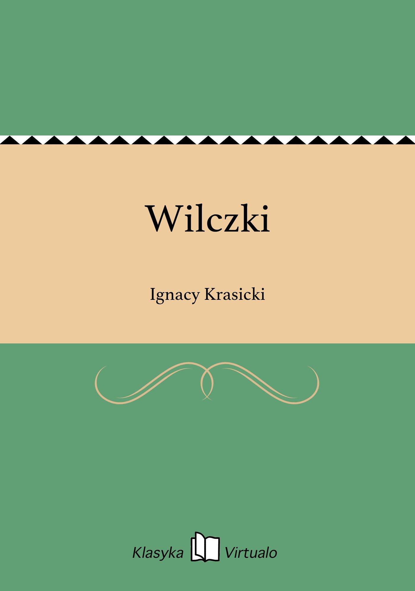 Wilczki - Ebook (Książka na Kindle) do pobrania w formacie MOBI