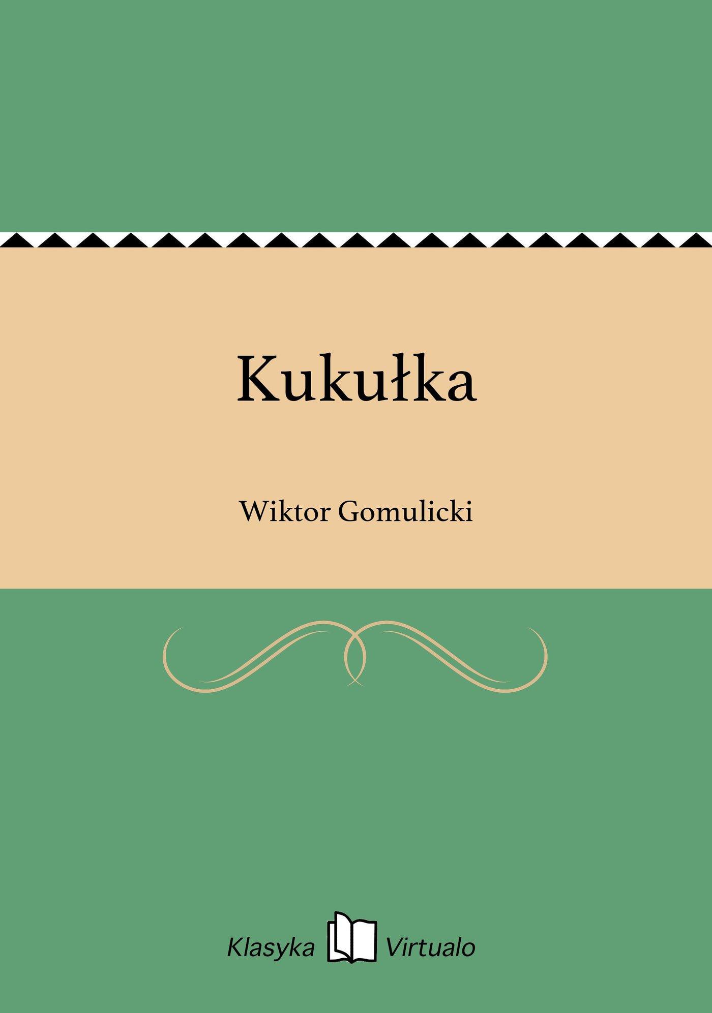 Kukułka - Ebook (Książka na Kindle) do pobrania w formacie MOBI