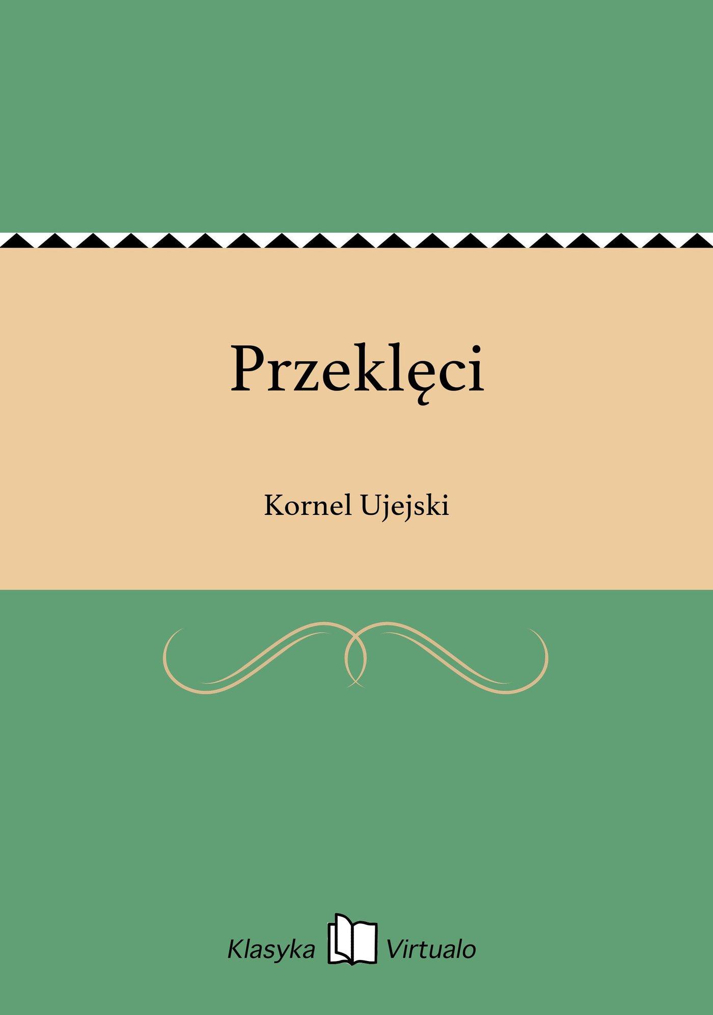 Przeklęci - Ebook (Książka na Kindle) do pobrania w formacie MOBI